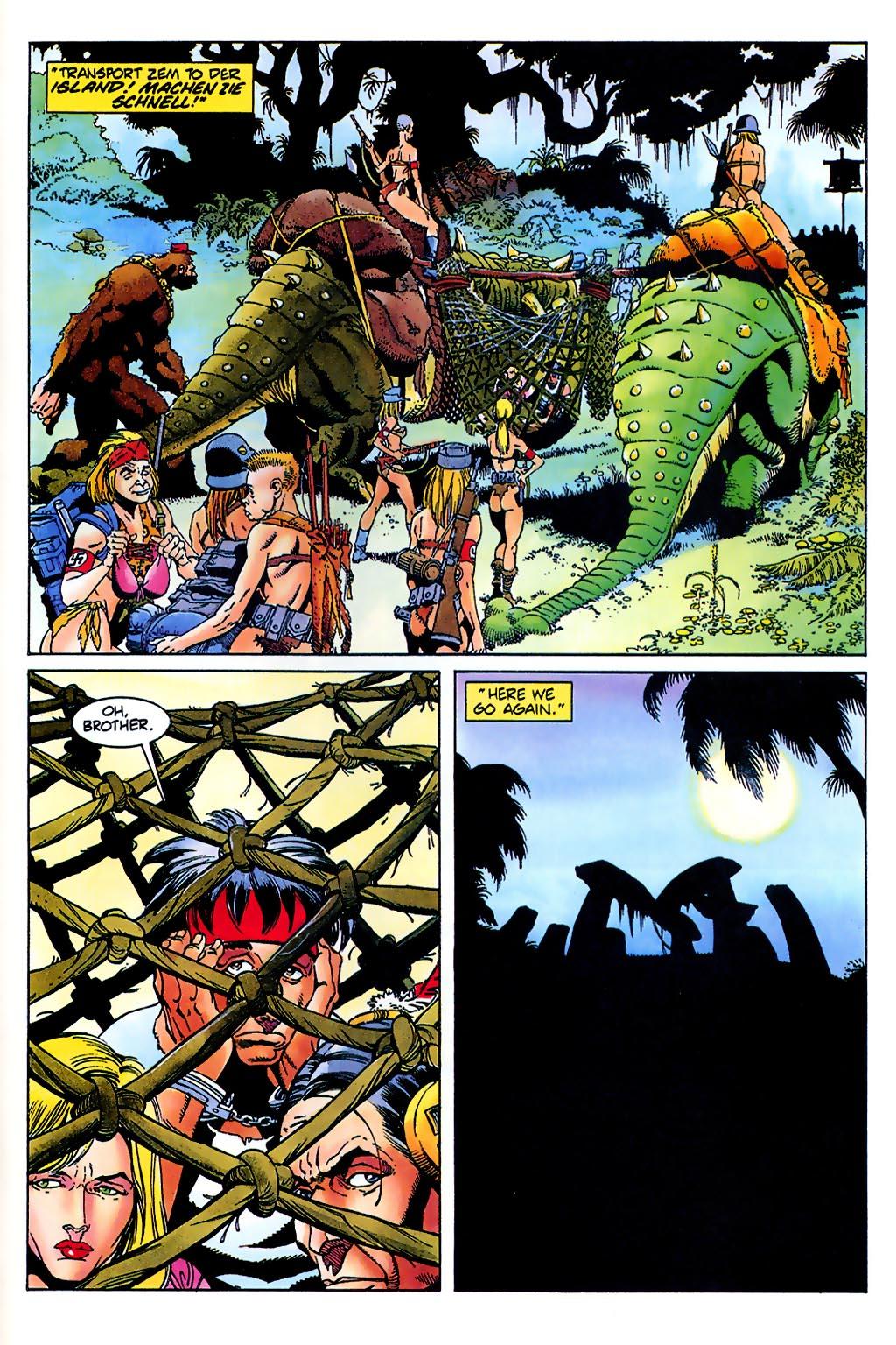 Read online Turok, Dinosaur Hunter (1993) comic -  Issue #37 - 17