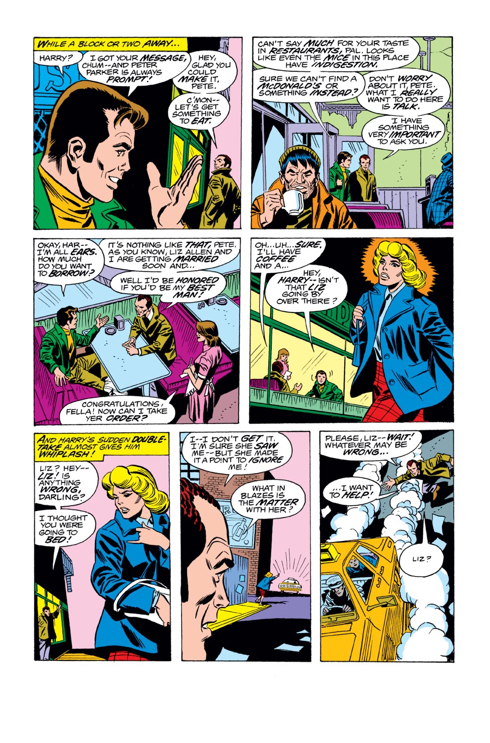 The Amazing Spider-Man (1963) 172 Page 6