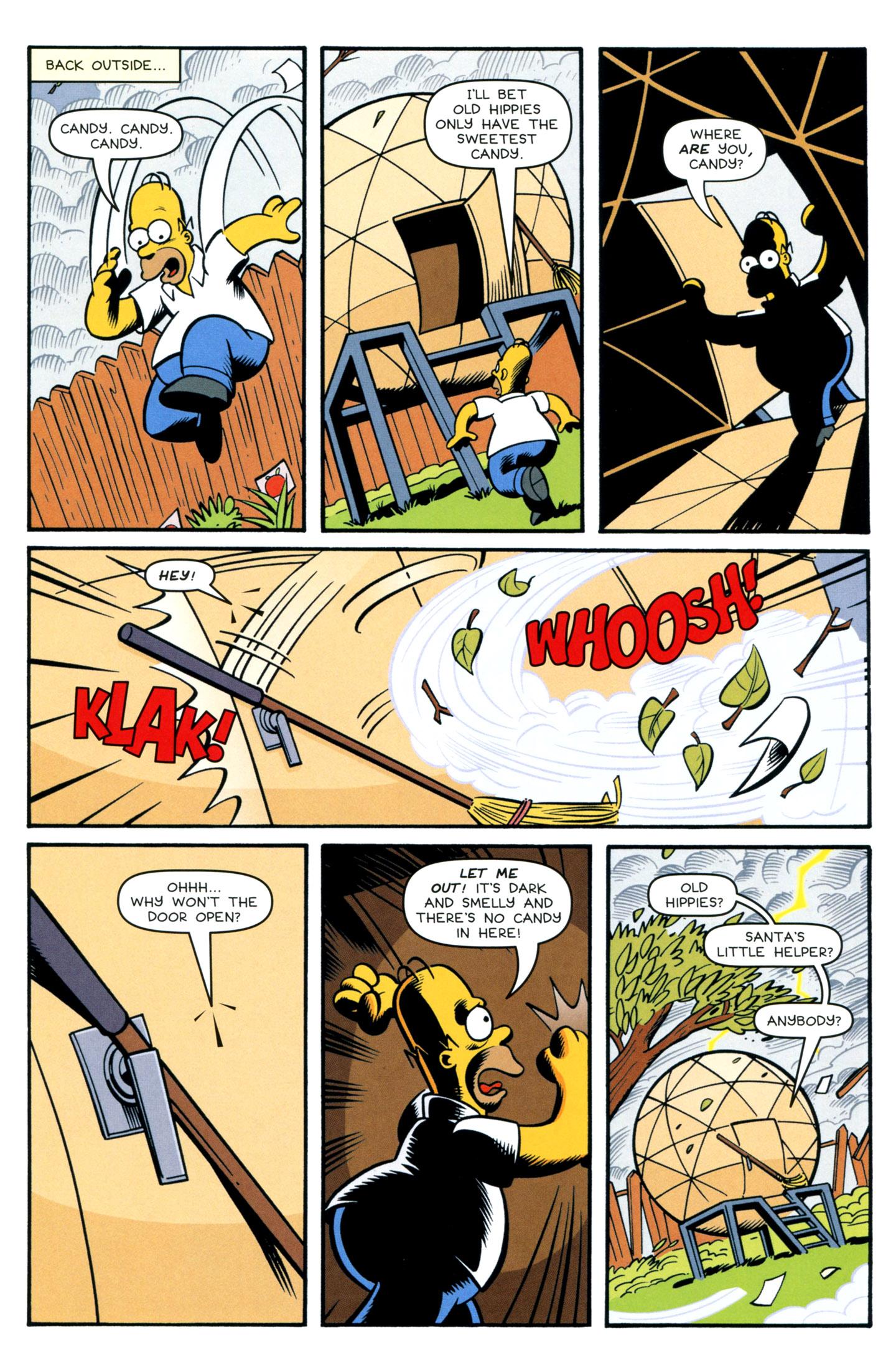 Read online Simpsons Comics comic -  Issue #195 - 7