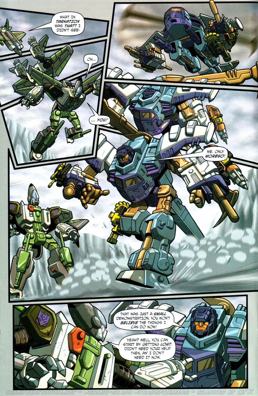 Read online Transformers Armada comic -  Issue #12 - 20