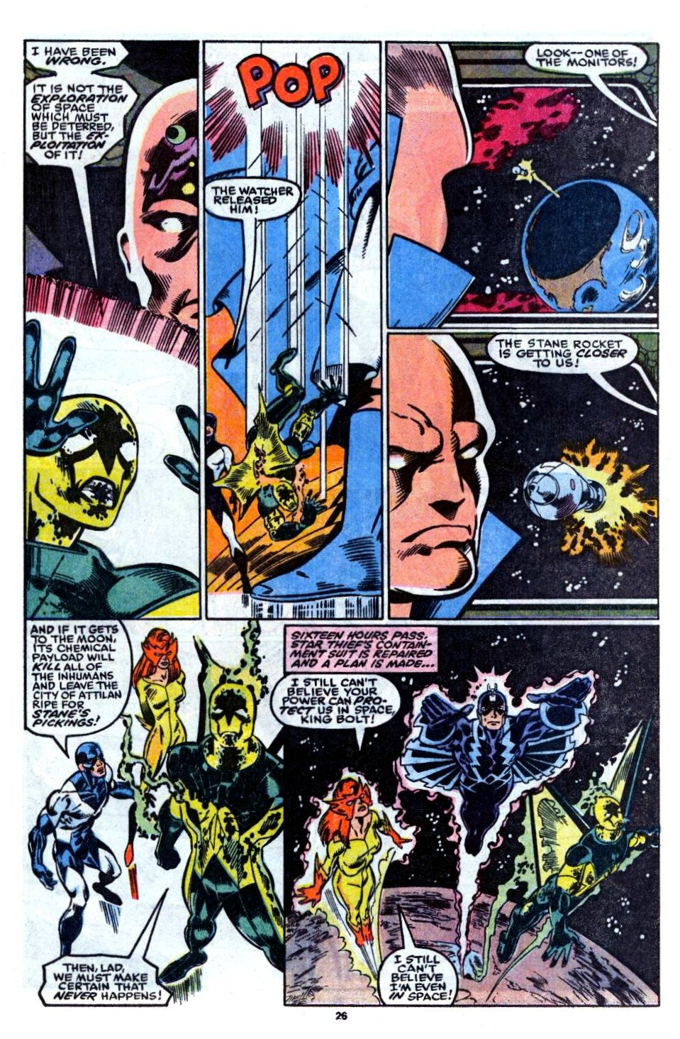 The New Warriors Issue #6 #10 - English 20
