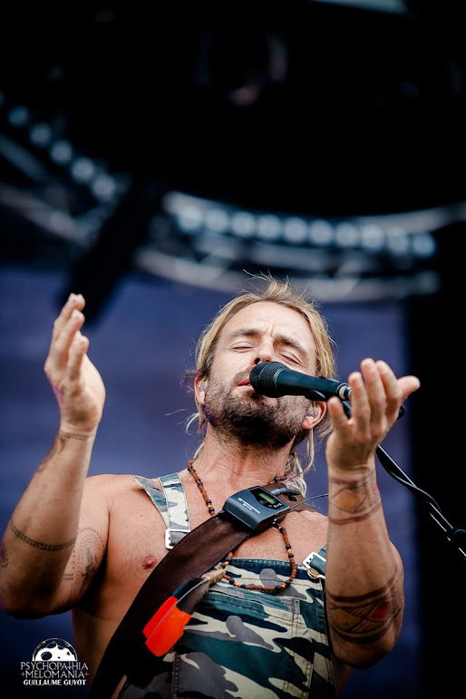 Xavier Rudd @Main Square Festival 2017, Arras 01/07/2017