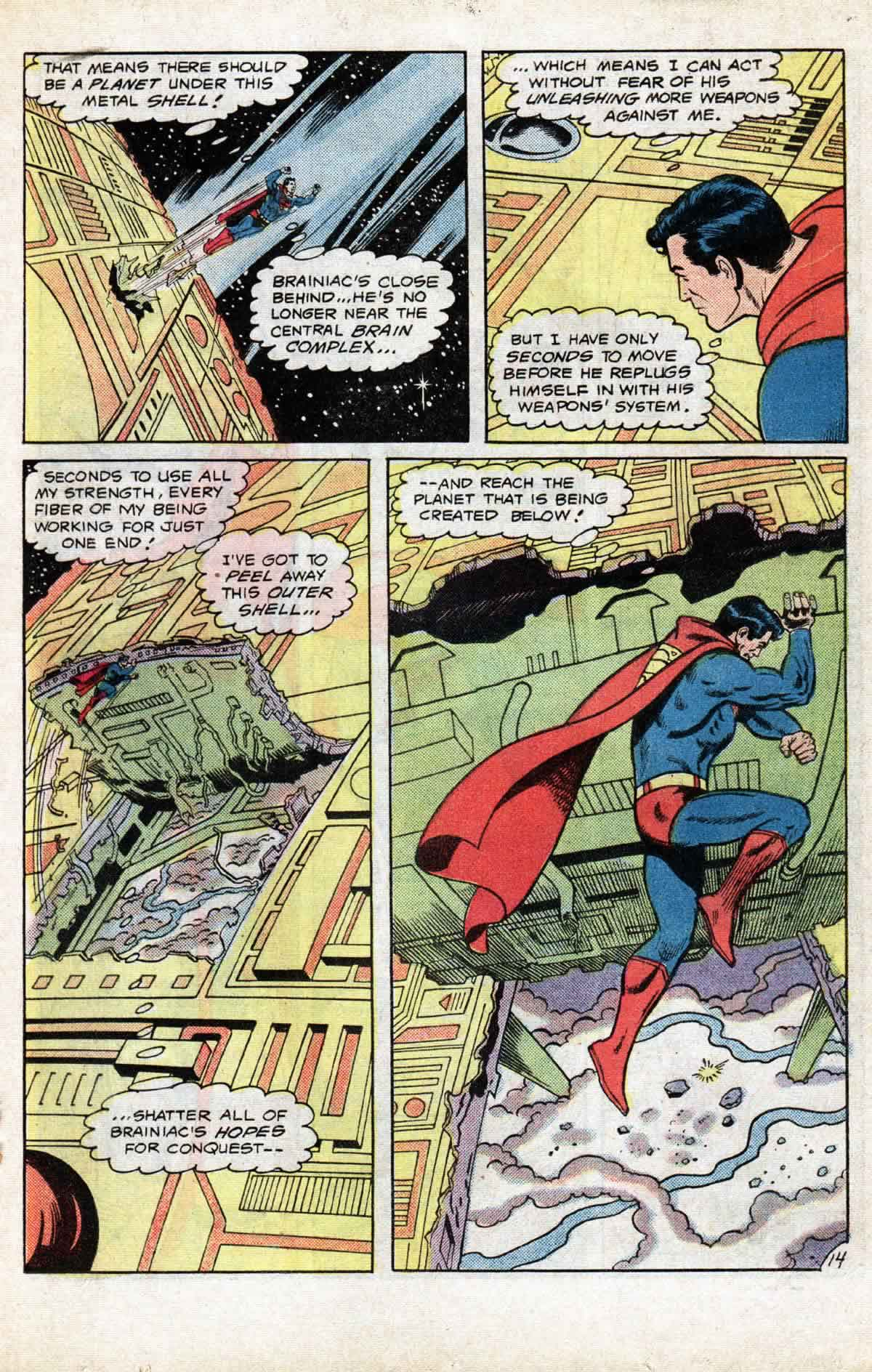 Read online Action Comics (1938) comic -  Issue #530 - 15