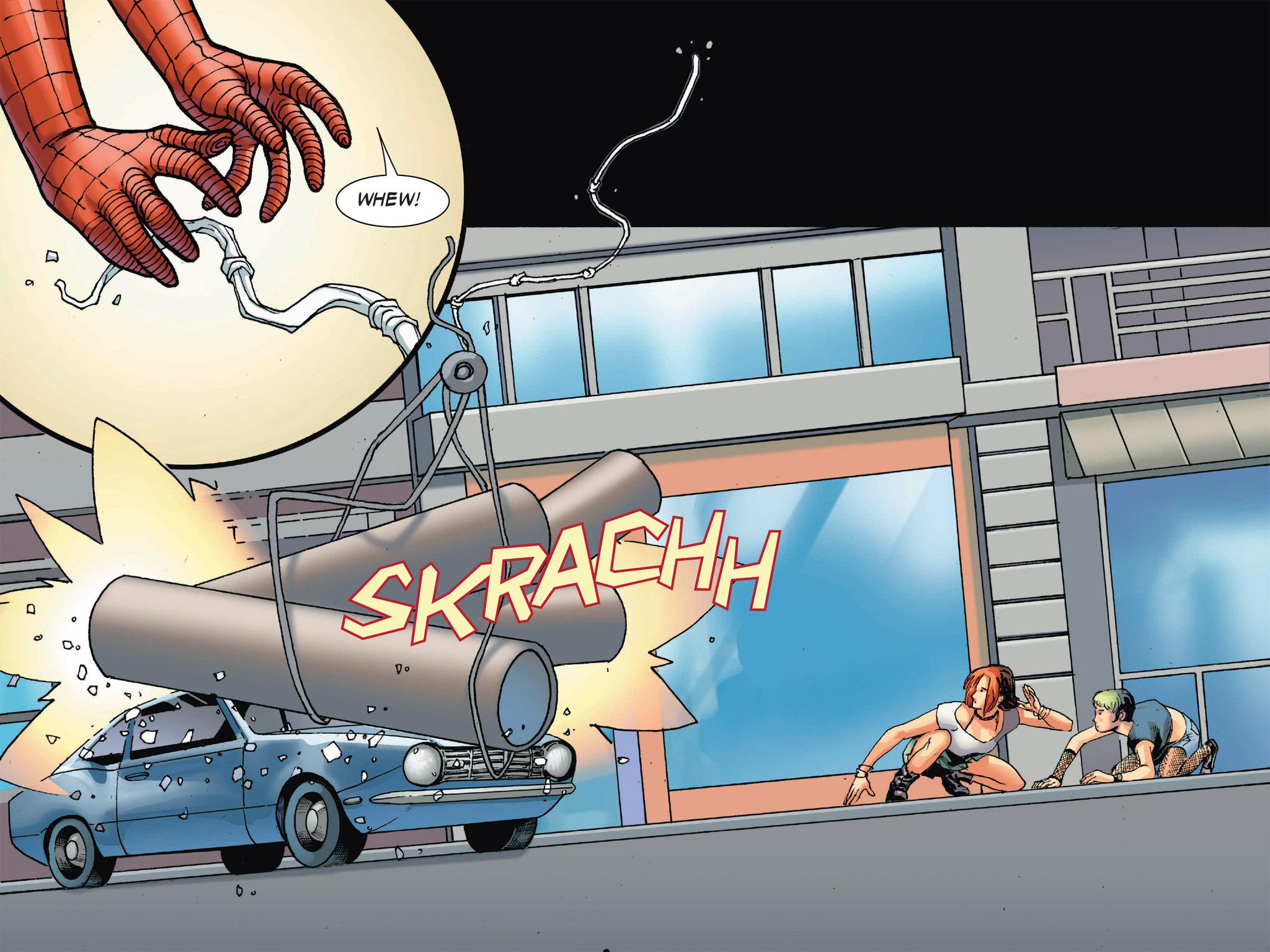 Read online Ultimate Spider-Man (Infinite Comics) (2016) comic -  Issue #2 - 41