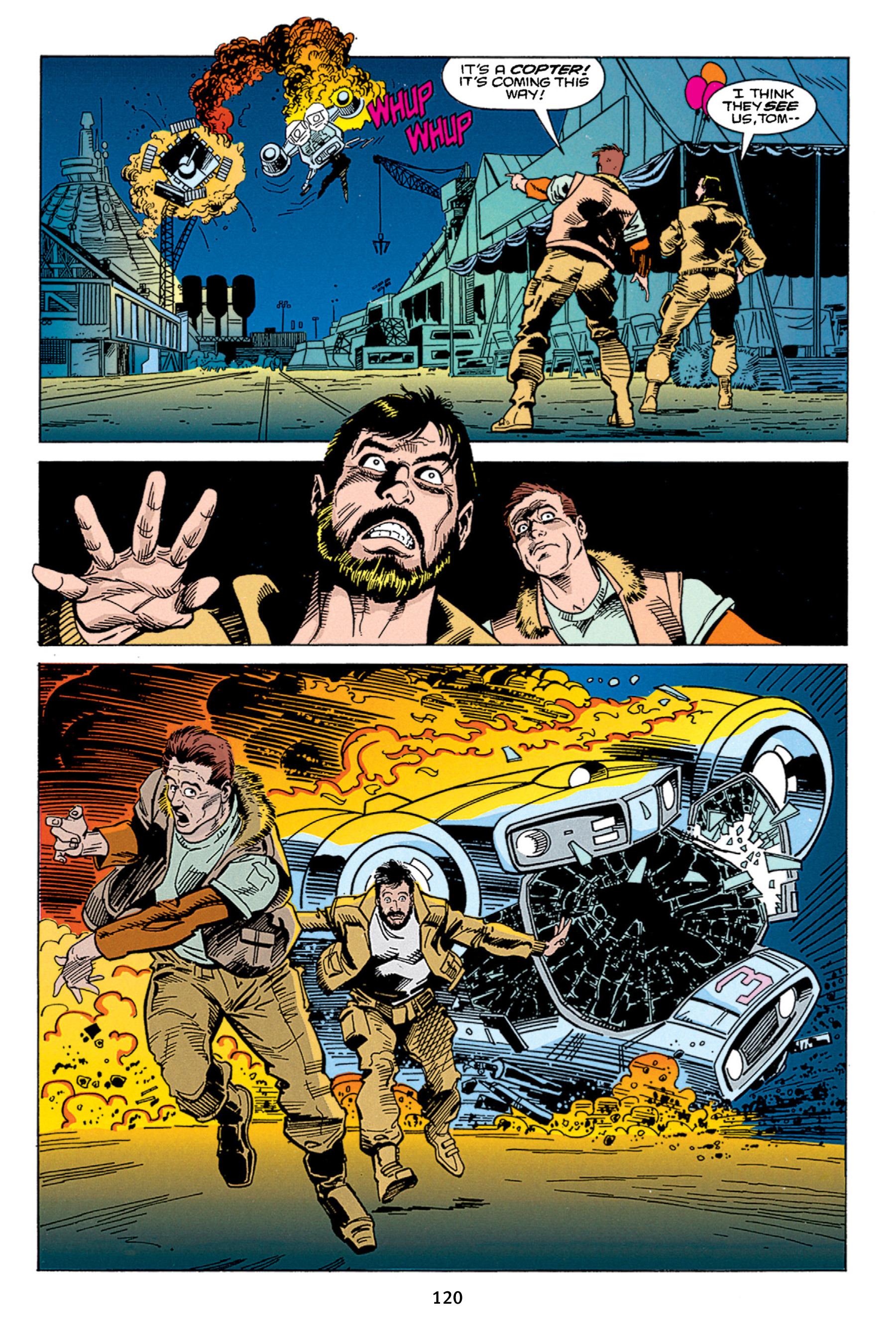 Read online Aliens vs. Predator Omnibus comic -  Issue # _TPB 1 Part 2 - 19