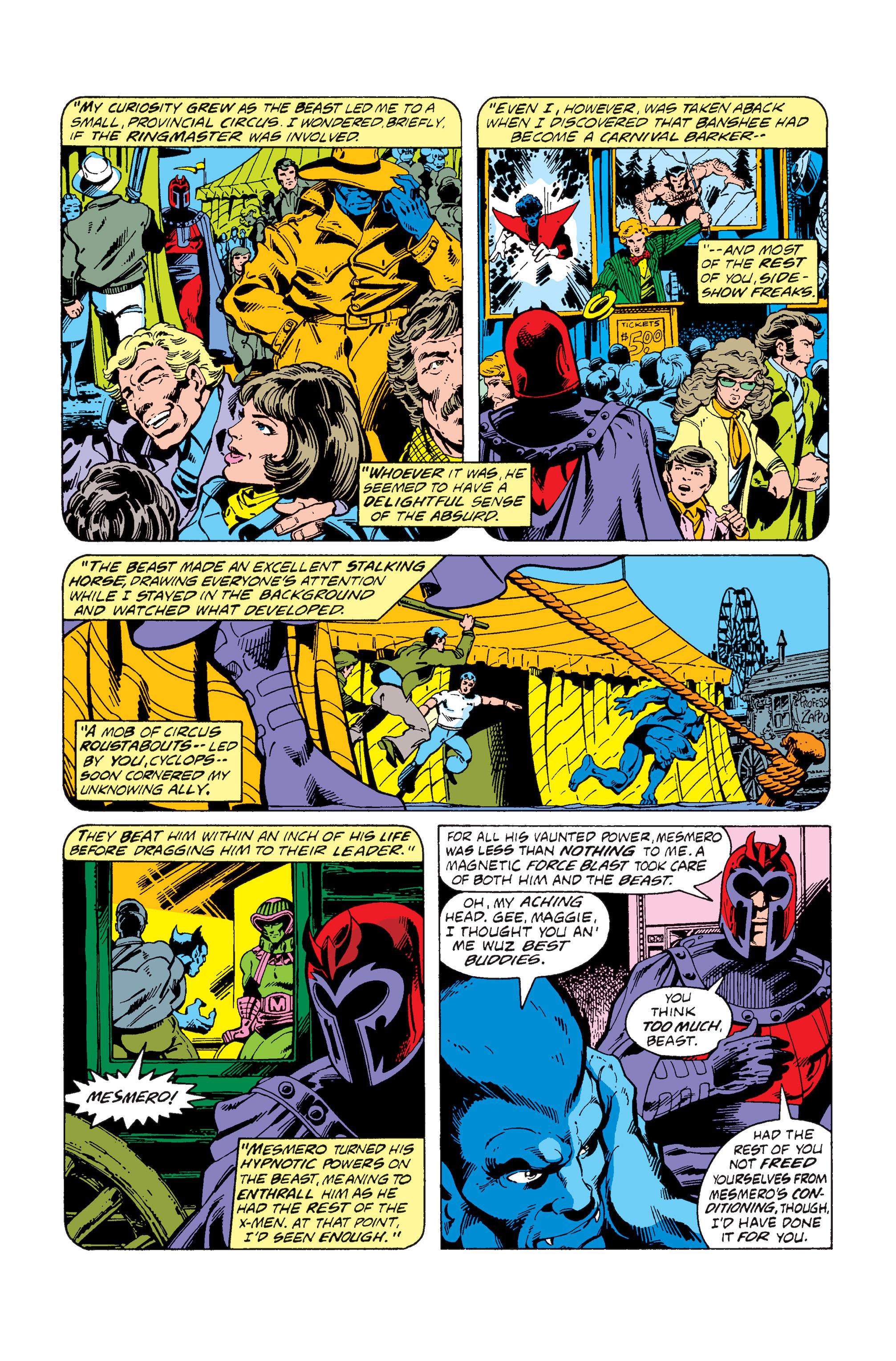 Uncanny X-Men (1963) 112 Page 5