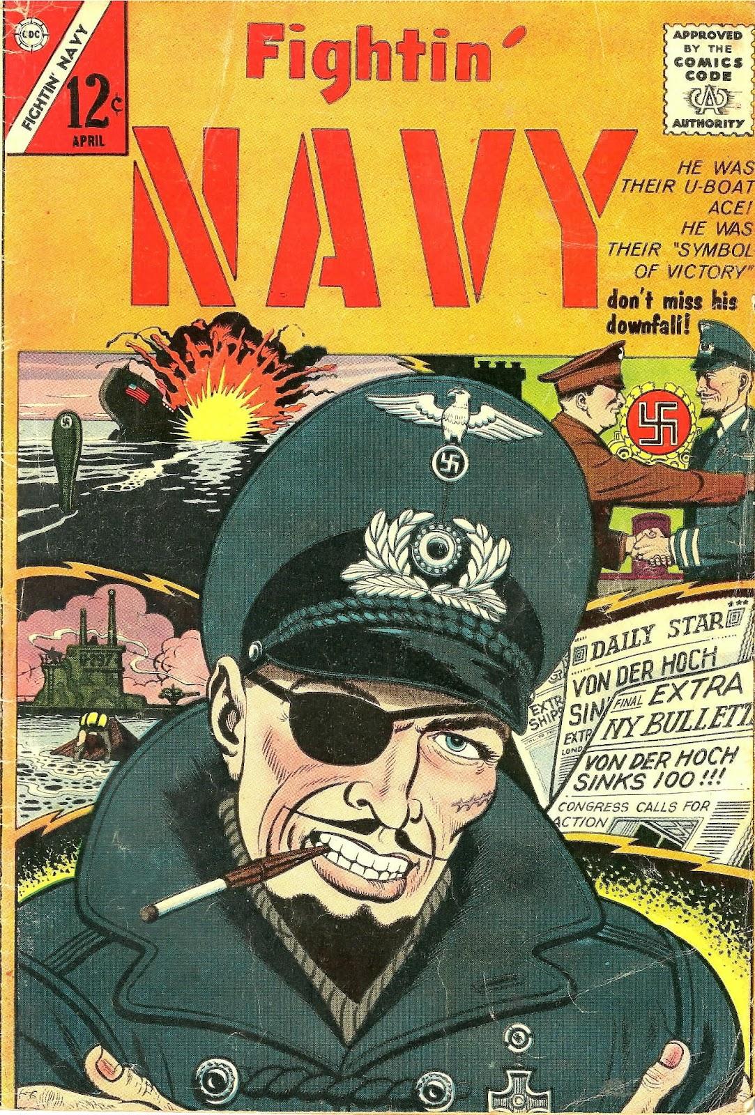 Read online Fightin' Navy comic -  Issue #109 - 1