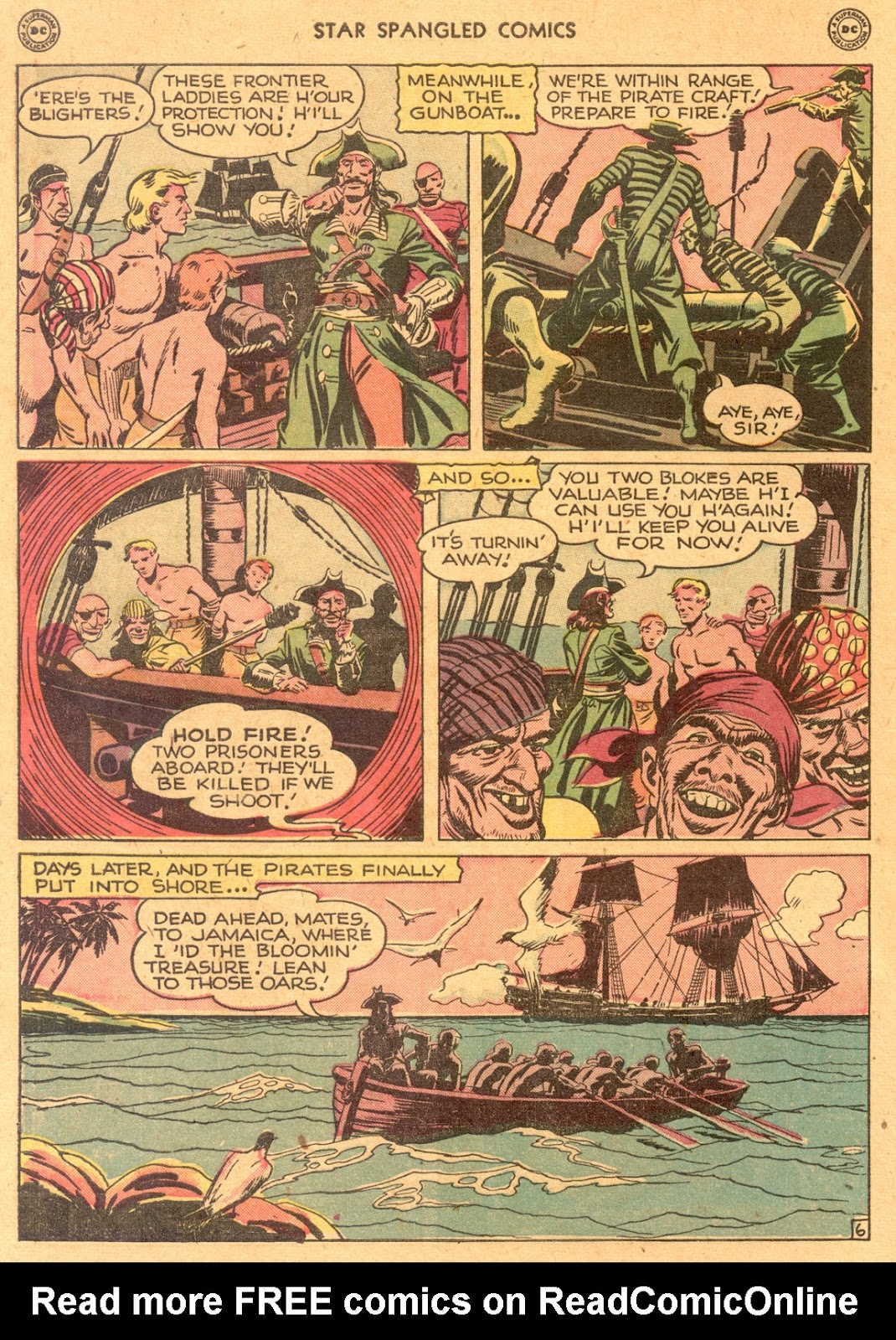 Star Spangled Comics (1941) issue 80 - Page 43