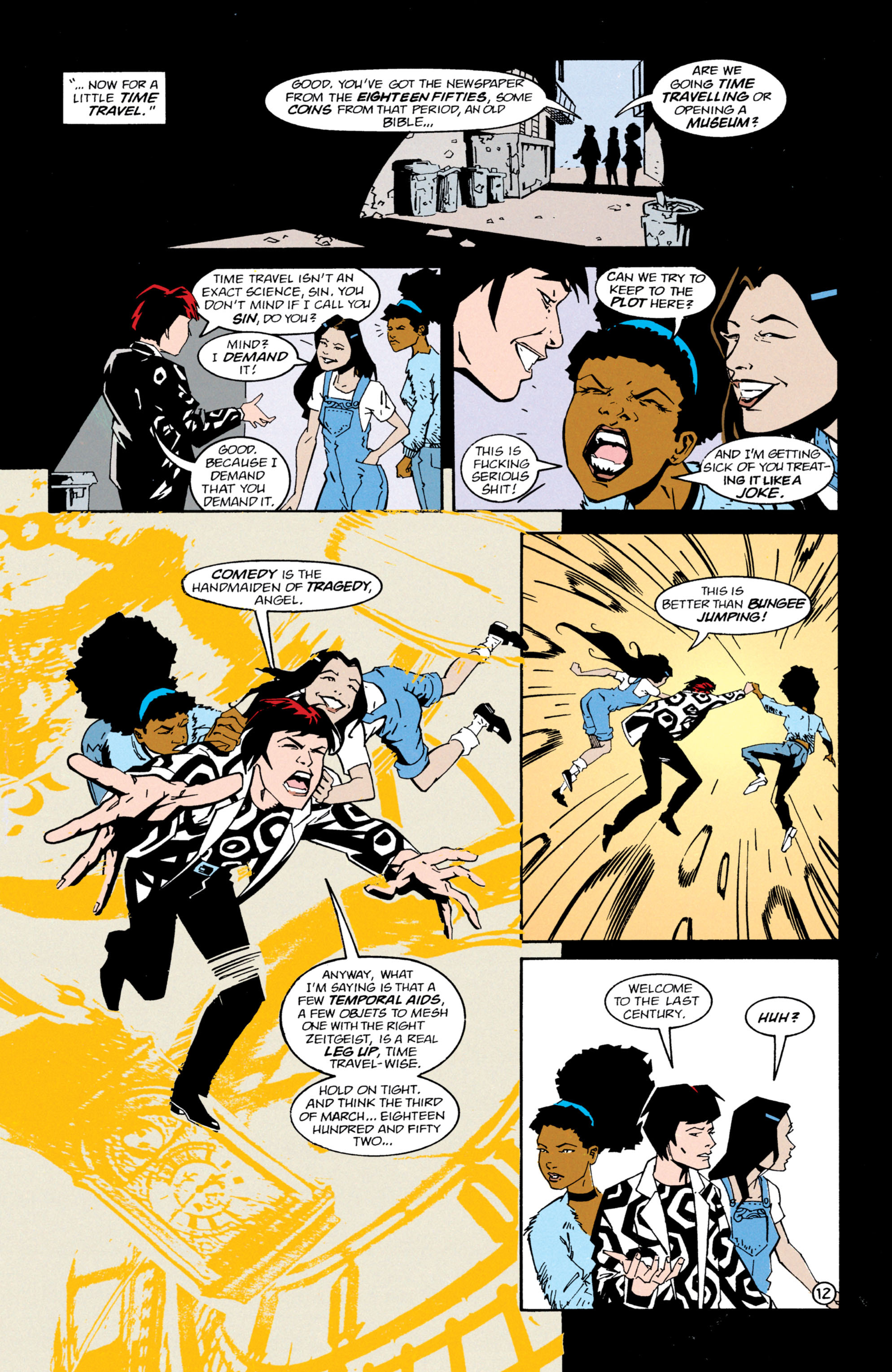 Read online Shade, the Changing Man comic -  Issue #63 - 13