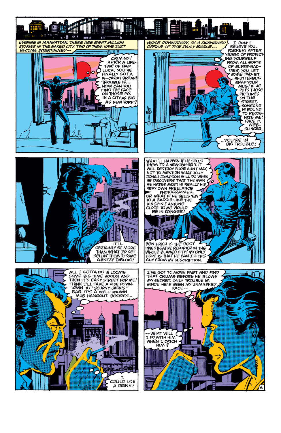 The Amazing Spider-Man (1963) 262 Page 6