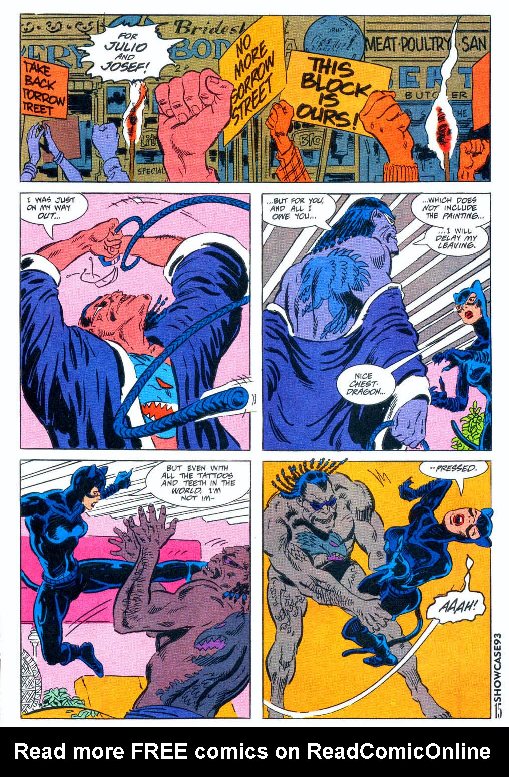 Read online Showcase '93 comic -  Issue #4 - 12
