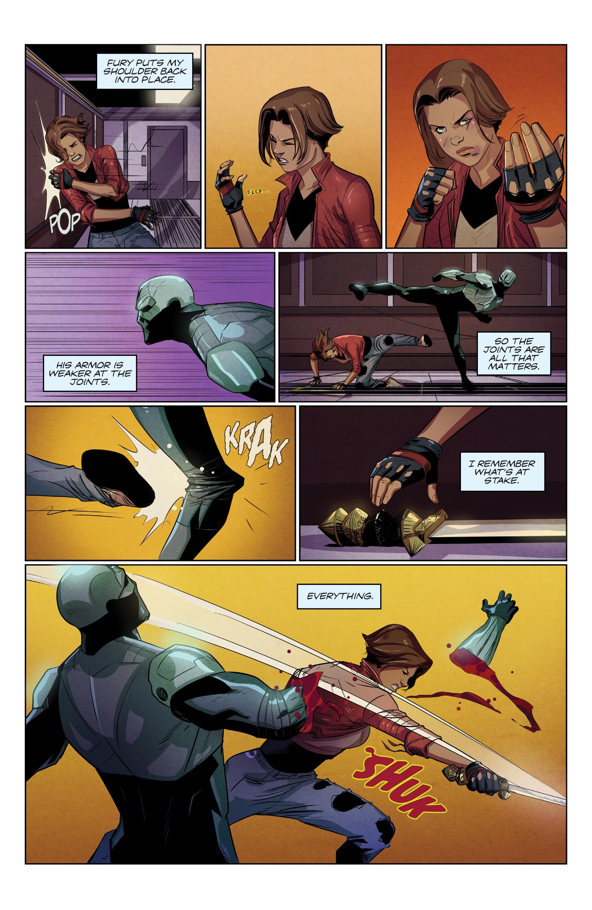 Read online Romulus comic -  Issue #4 - 11