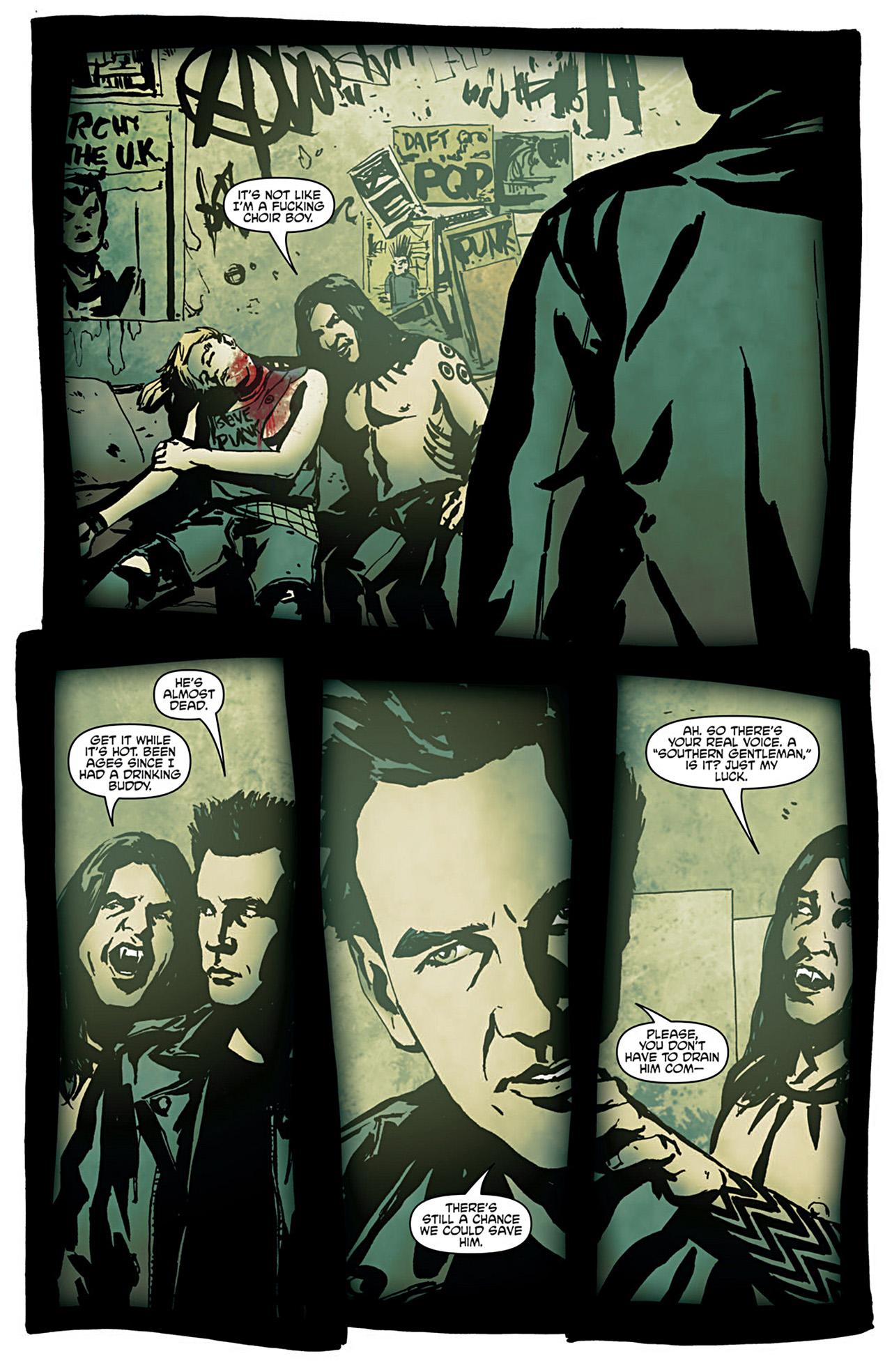 Read online True Blood (2012) comic -  Issue #3 - 8