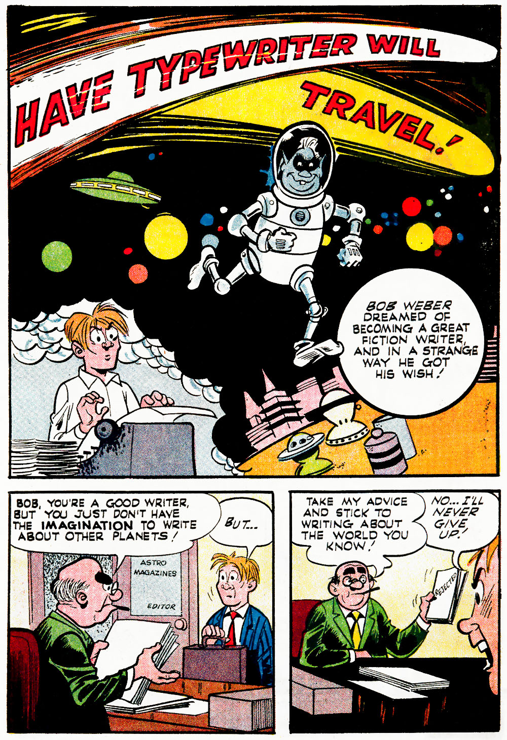 Archie's Madhouse issue 23 - Page 23