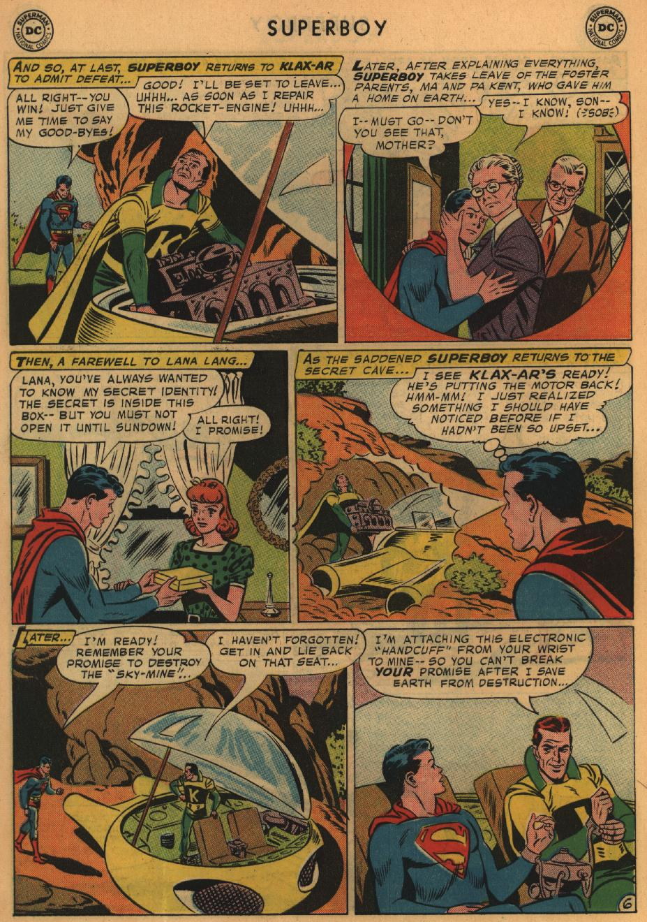 Superboy (1949) issue 67 - Page 28