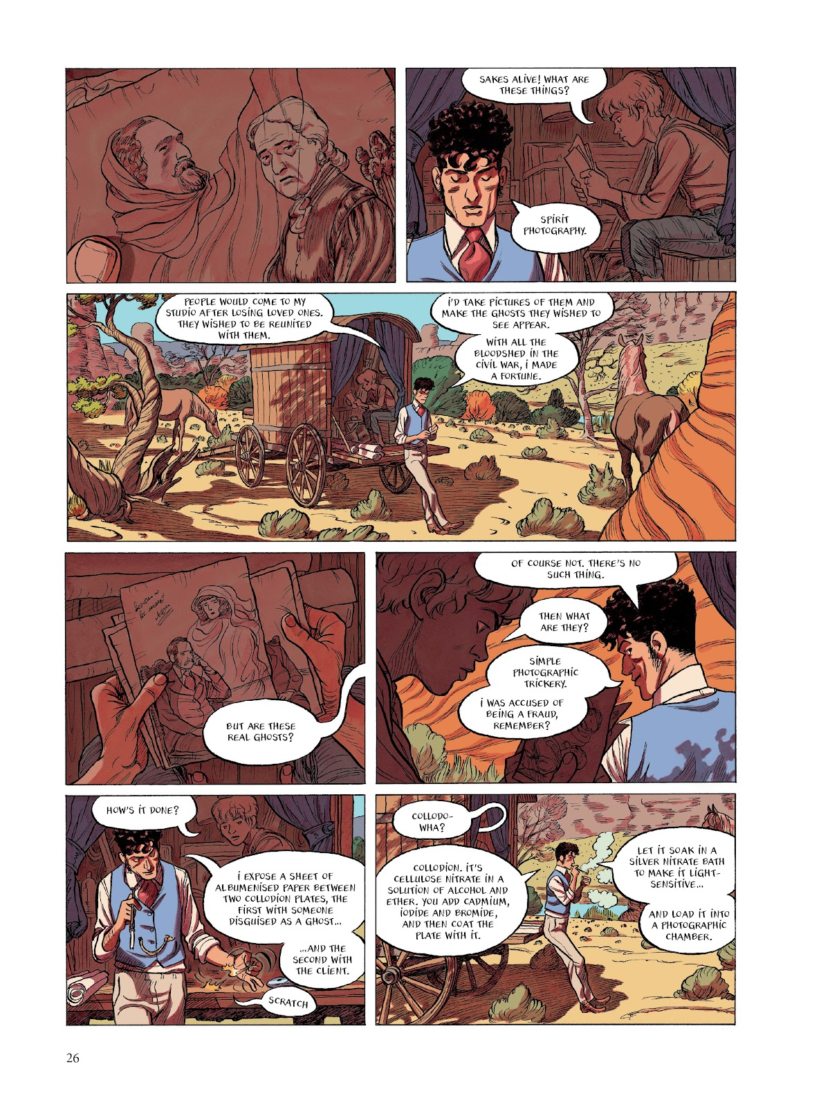 Read online The Smell of Starving Boys comic -  Issue # TPB - 27