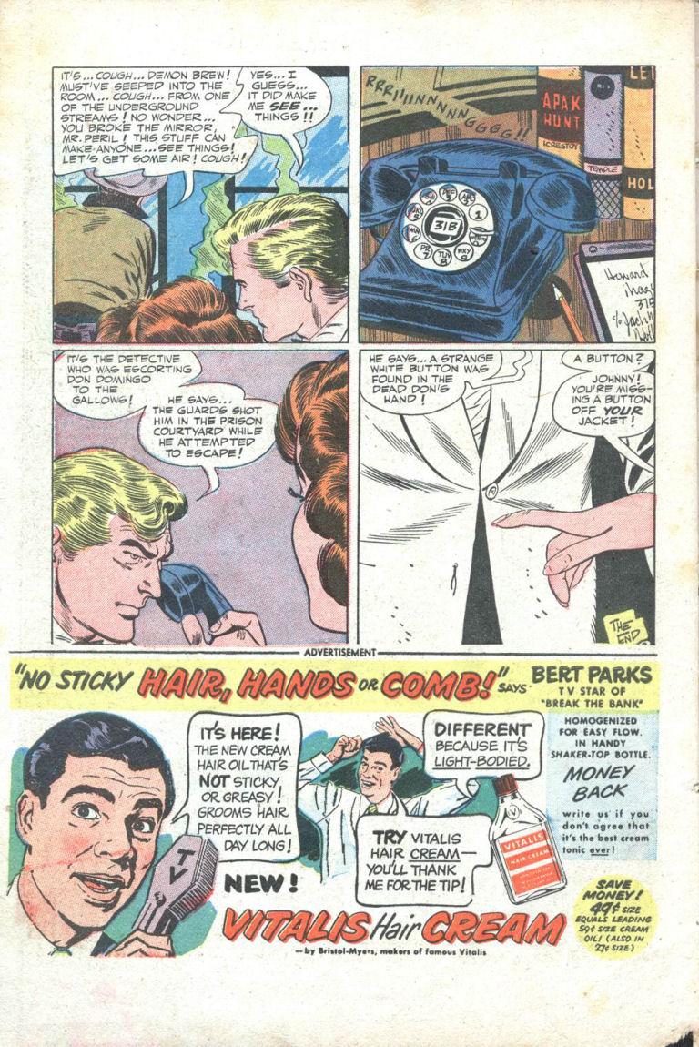 Read online Sensation (Mystery) Comics comic -  Issue #109 - 34