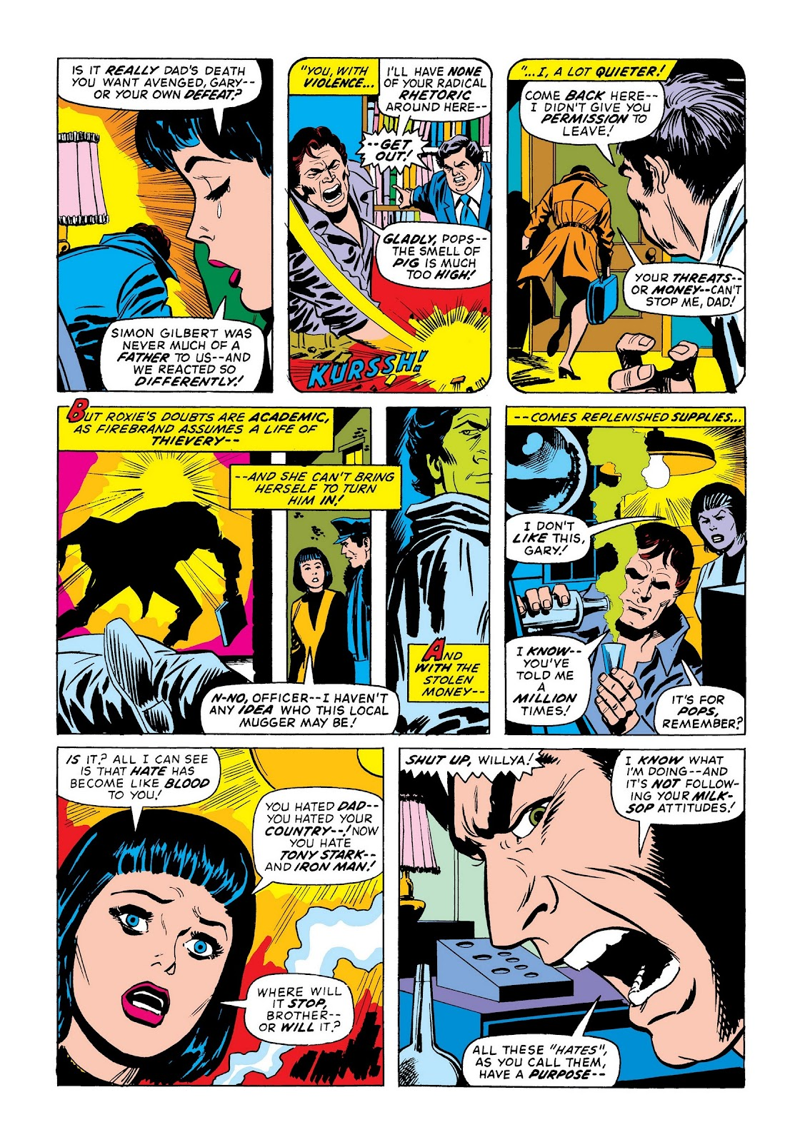 Read online Marvel Masterworks: The Invincible Iron Man comic -  Issue # TPB 9 (Part 2) - 20