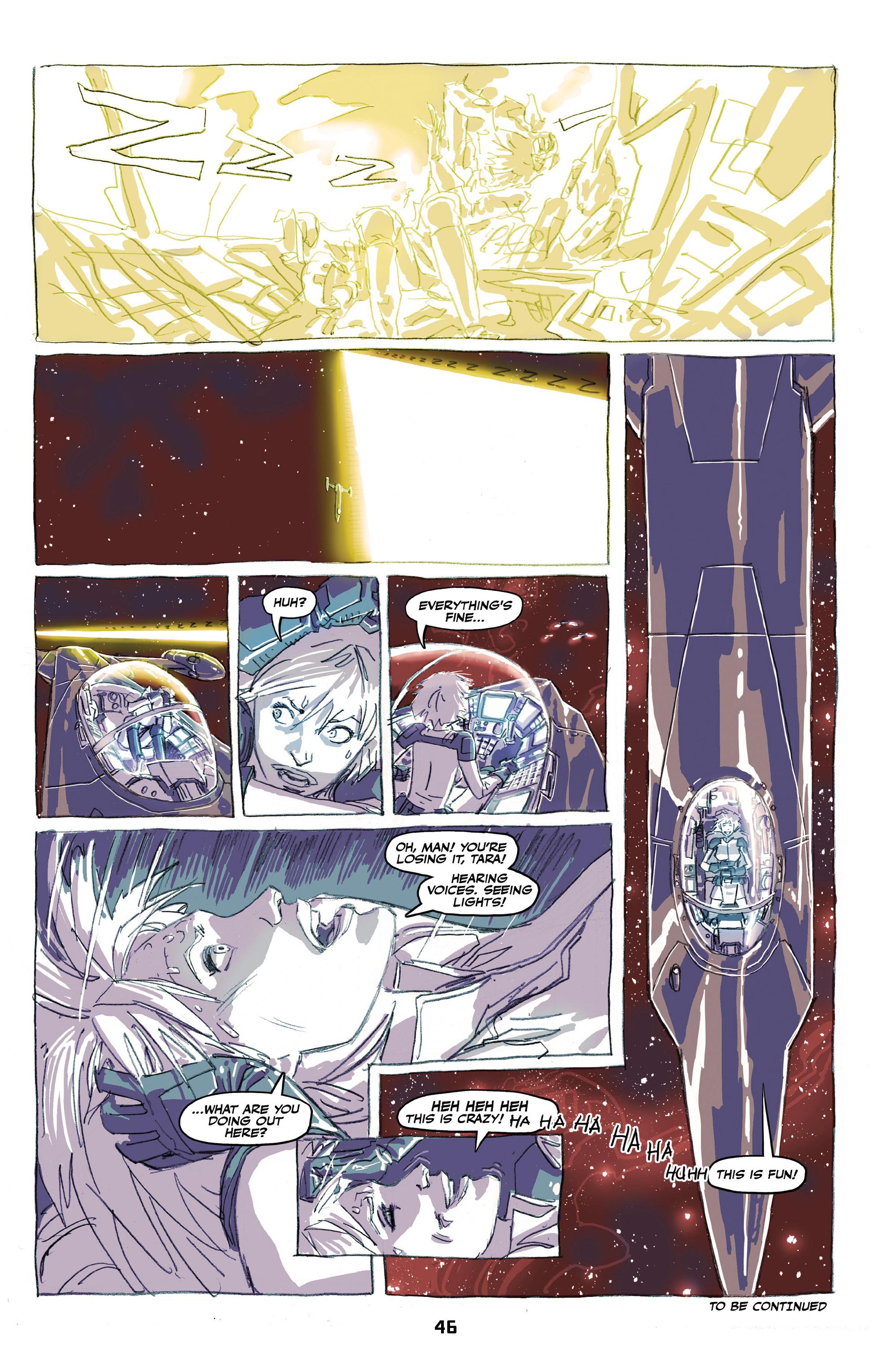 Read online Paklis comic -  Issue #1 - 47