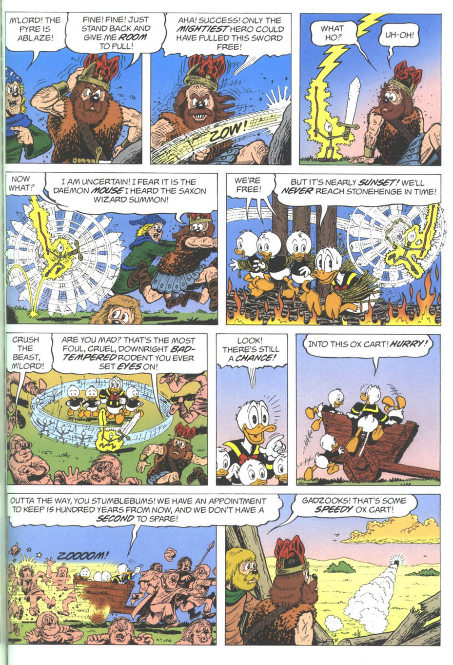 Walt Disney's Comics and Stories issue 609 - Page 63