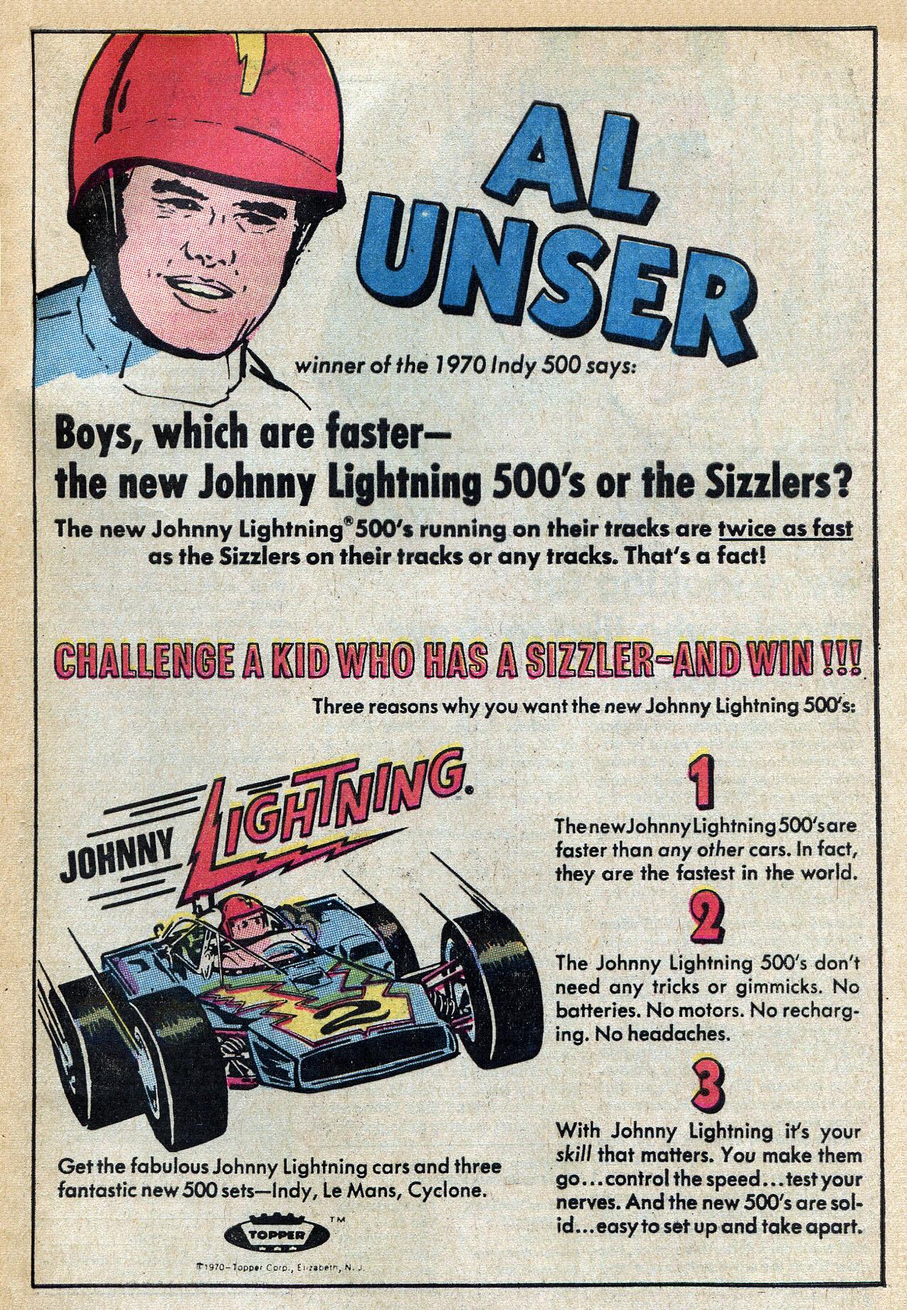 Read online Amazing Adventures (1970) comic -  Issue #4 - 33