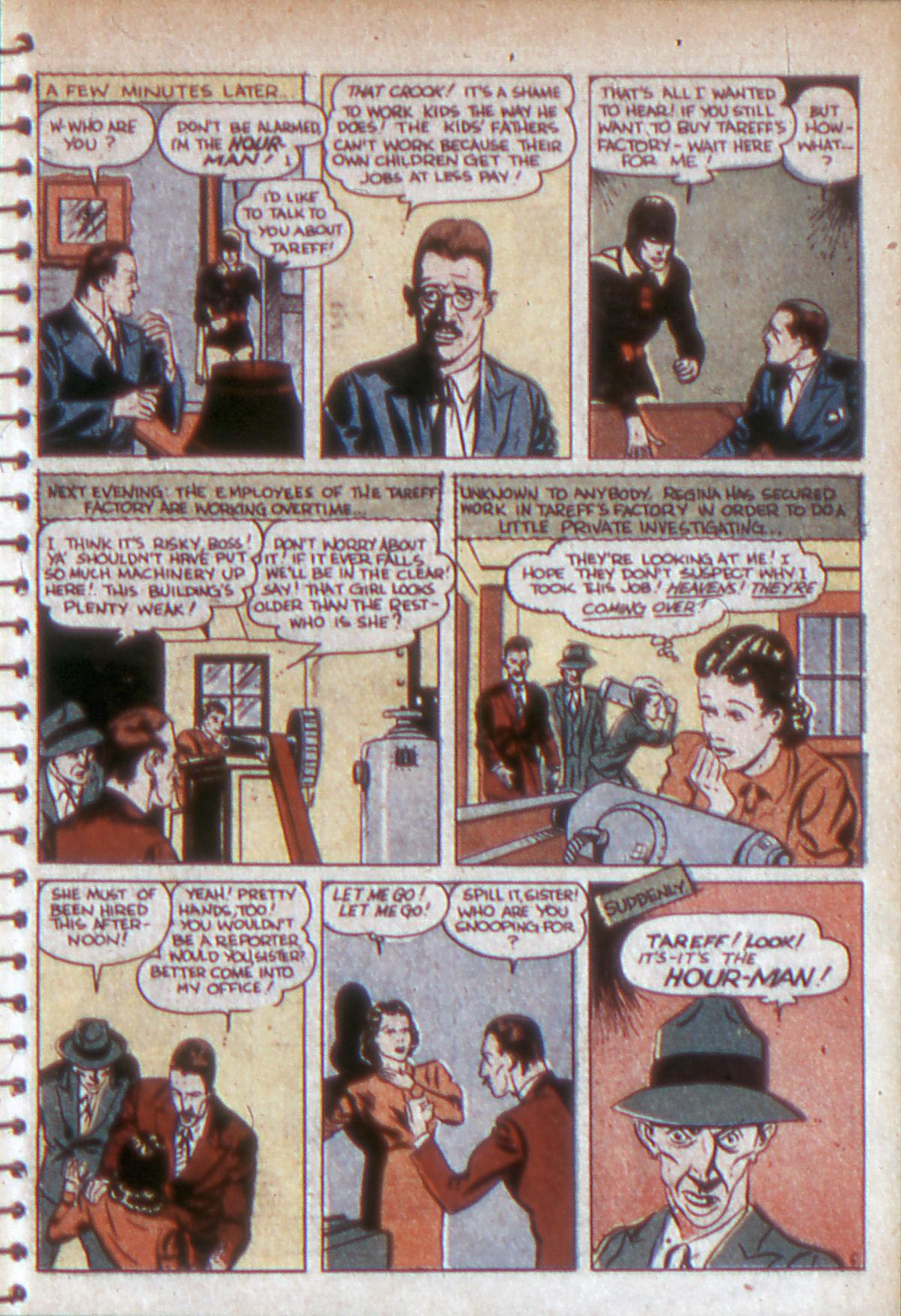 Read online Adventure Comics (1938) comic -  Issue #53 - 8