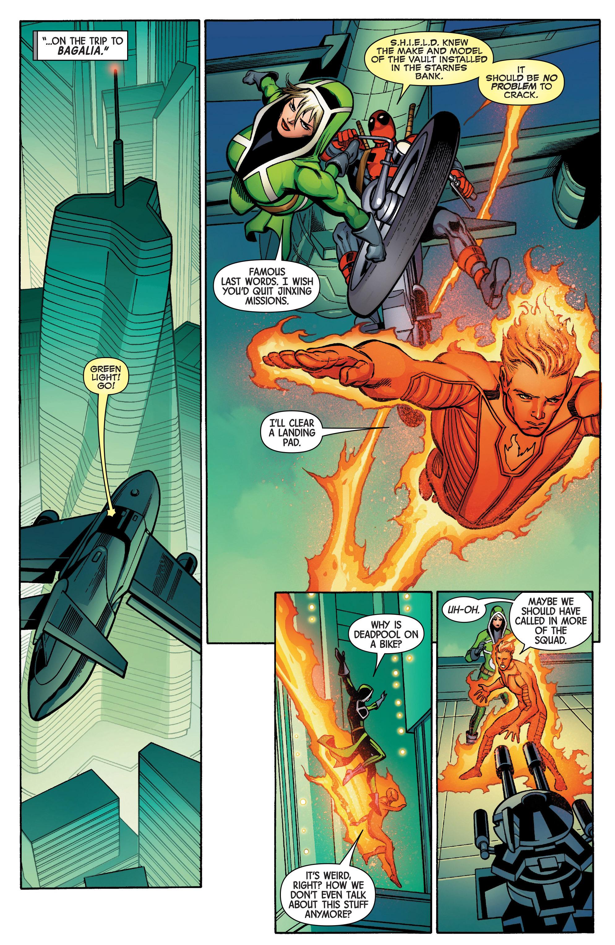 Read online Uncanny Avengers [II] comic -  Issue #5 - 9
