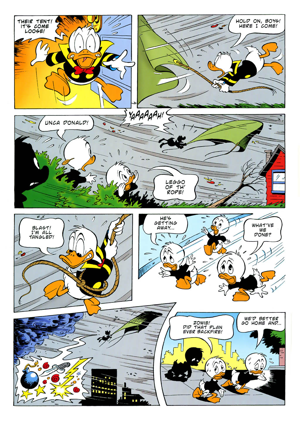 Read online Uncle Scrooge (1953) comic -  Issue #321 - 43