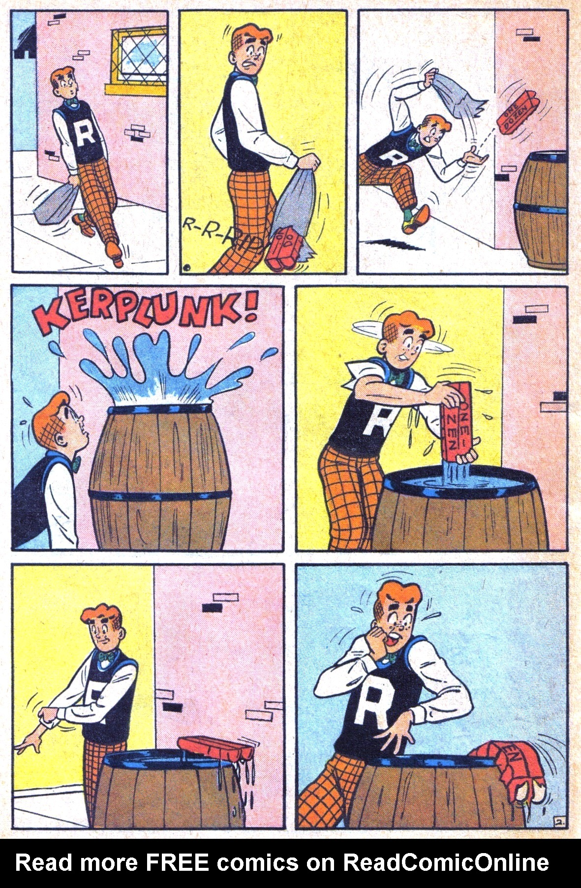 Read online Archie (1960) comic -  Issue #120 - 30