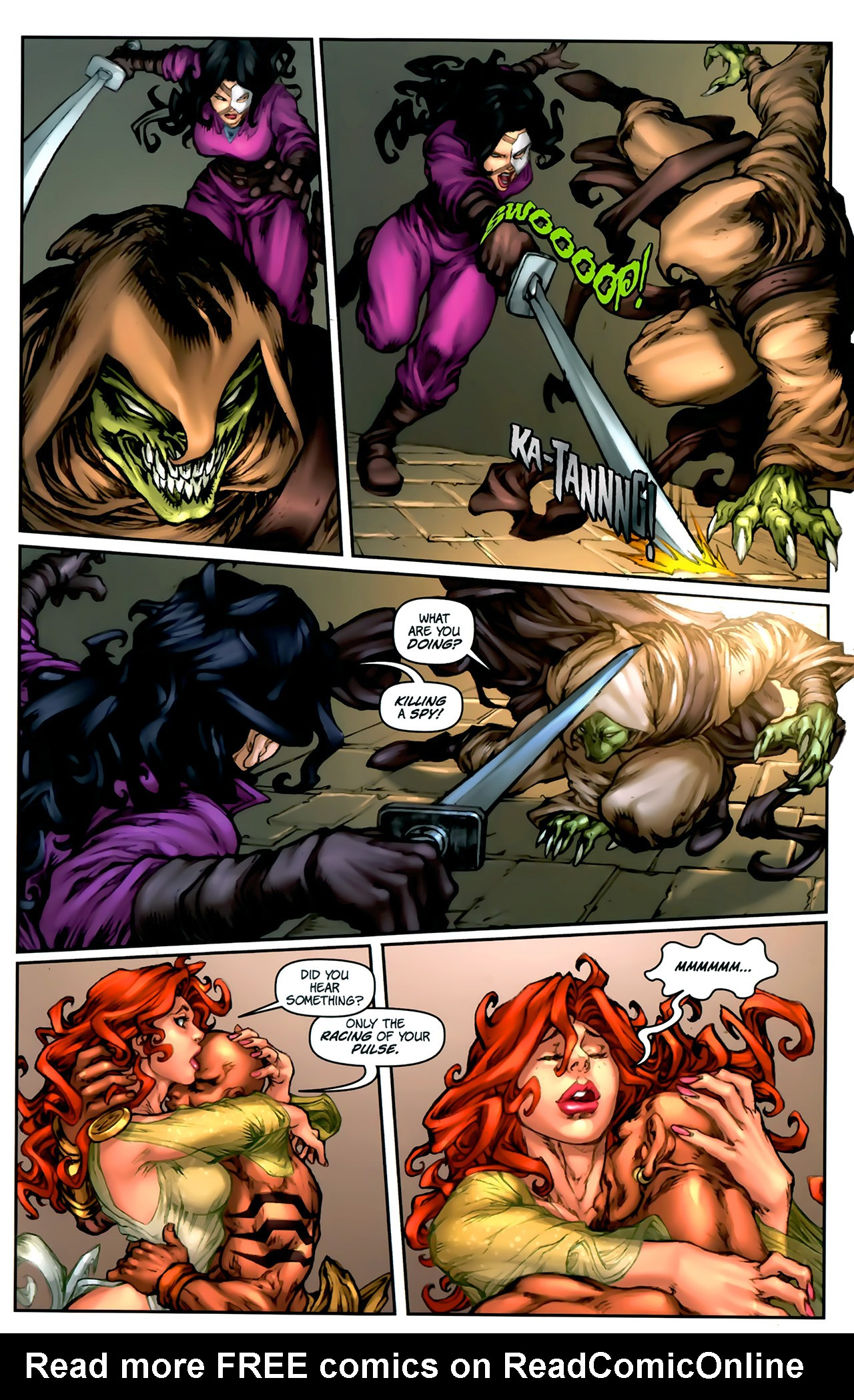 Read online 1001 Arabian Nights: The Adventures of Sinbad comic -  Issue #2 - 9