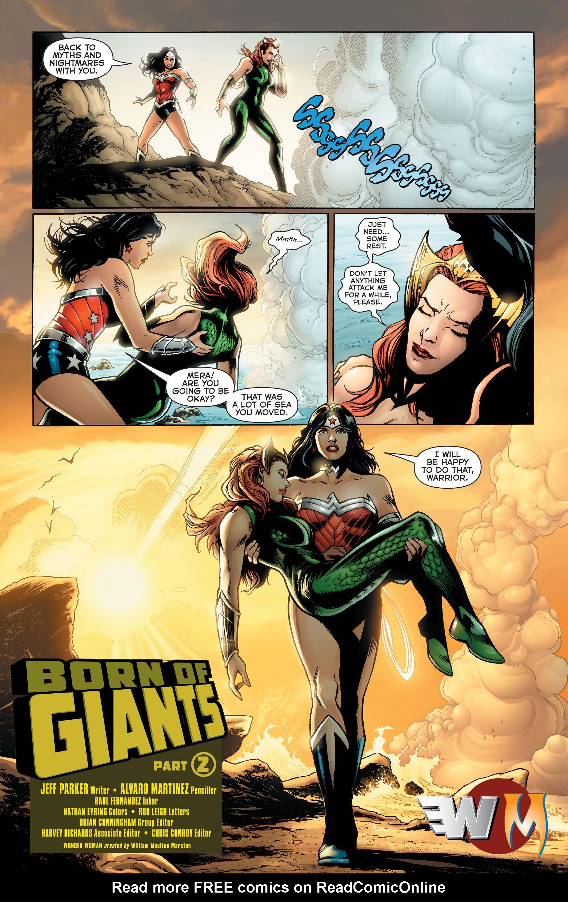 Read online Aquaman (2011) comic -  Issue #Aquaman (2011) _Annual 2 - 38
