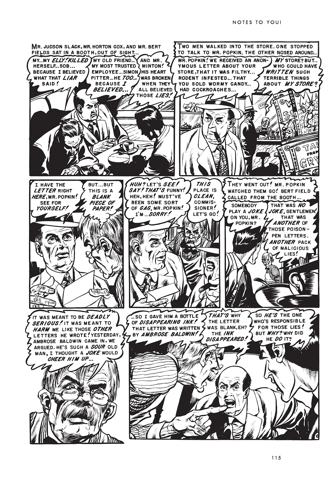 Read online Sucker Bait and Other Stories comic -  Issue # TPB (Part 2) - 30