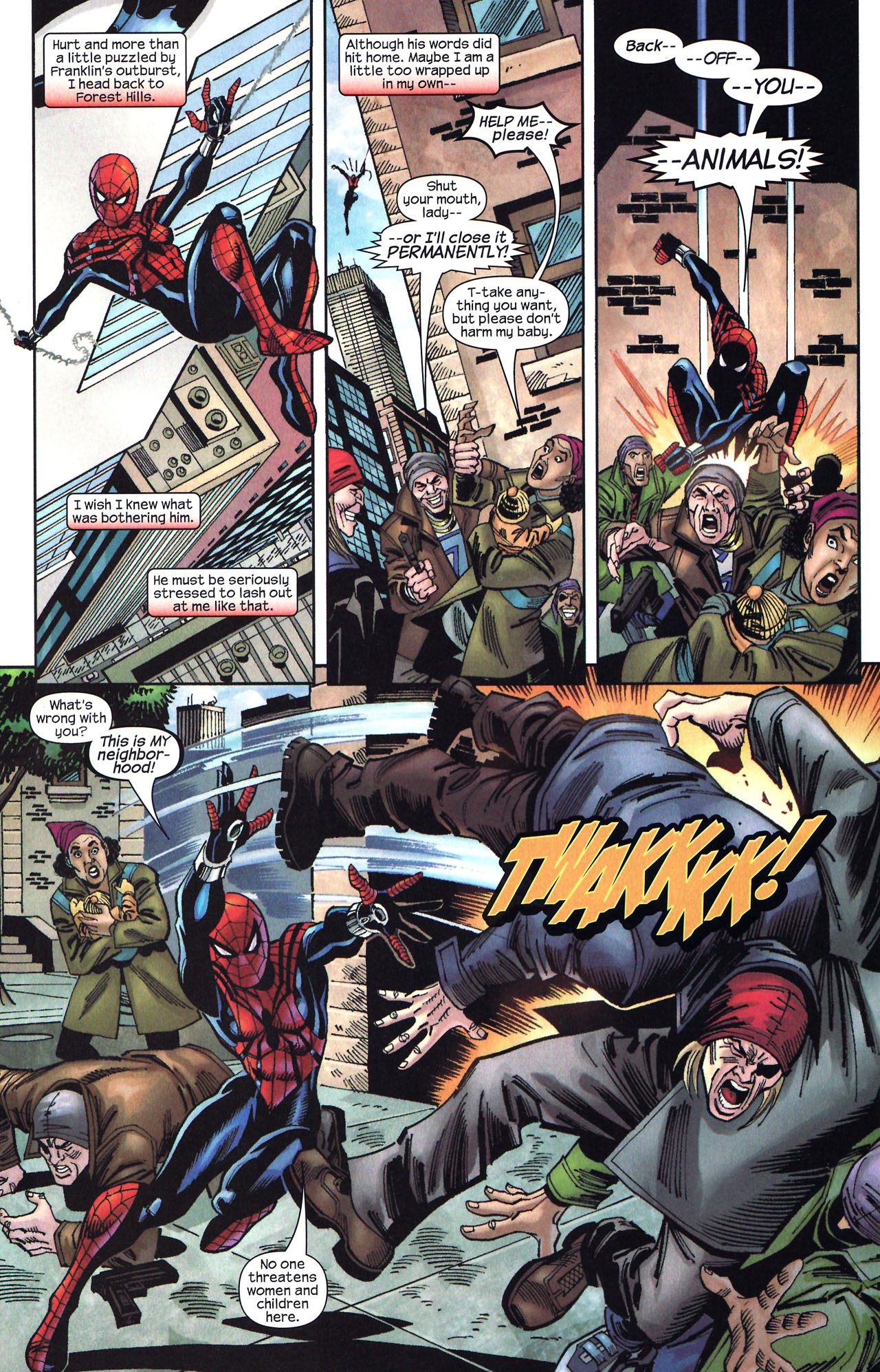 Read online Amazing Spider-Girl comic -  Issue #14 - 14