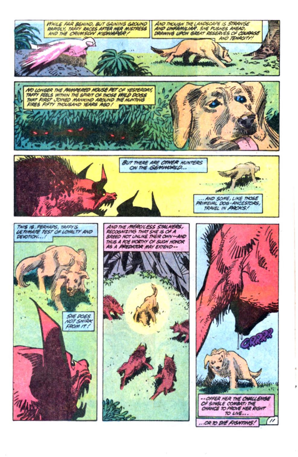 Read online Amethyst, Princess of Gemworld comic -  Issue #2 - 12