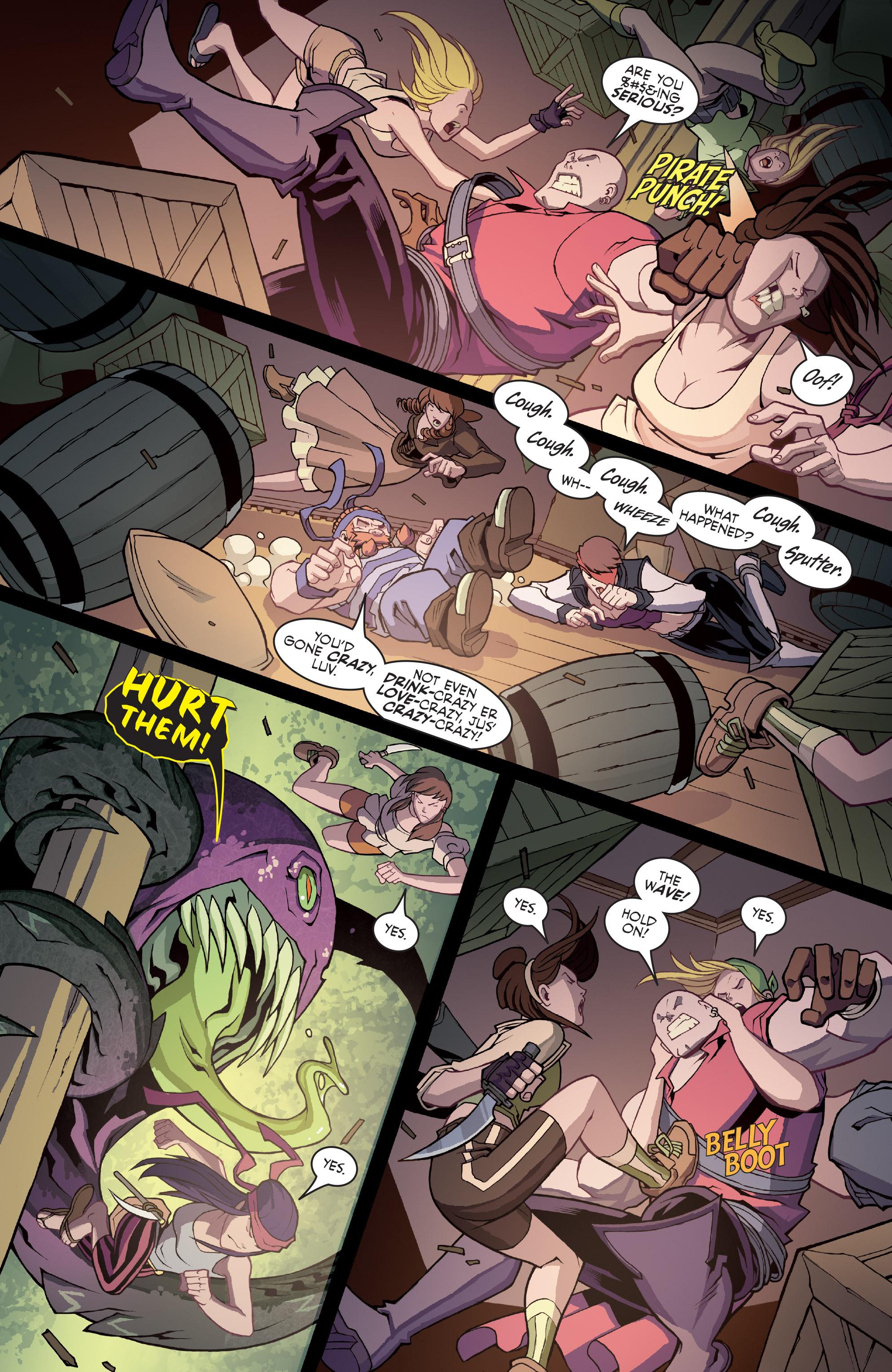 Read online Skullkickers comic -  Issue #16 - 15