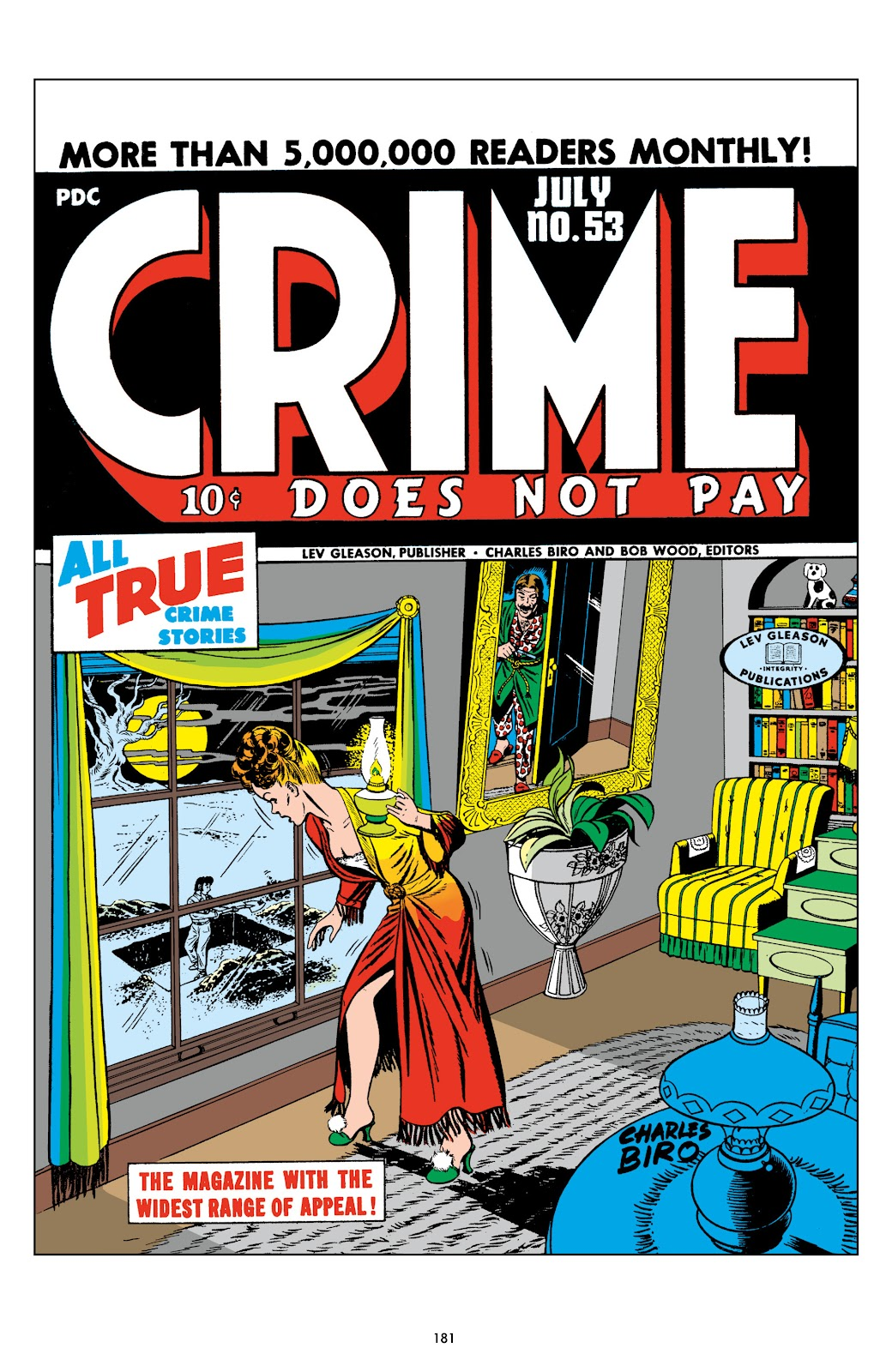 Read online Crime Does Not Pay Archives comic -  Issue # TPB 8 (Part 2) - 82