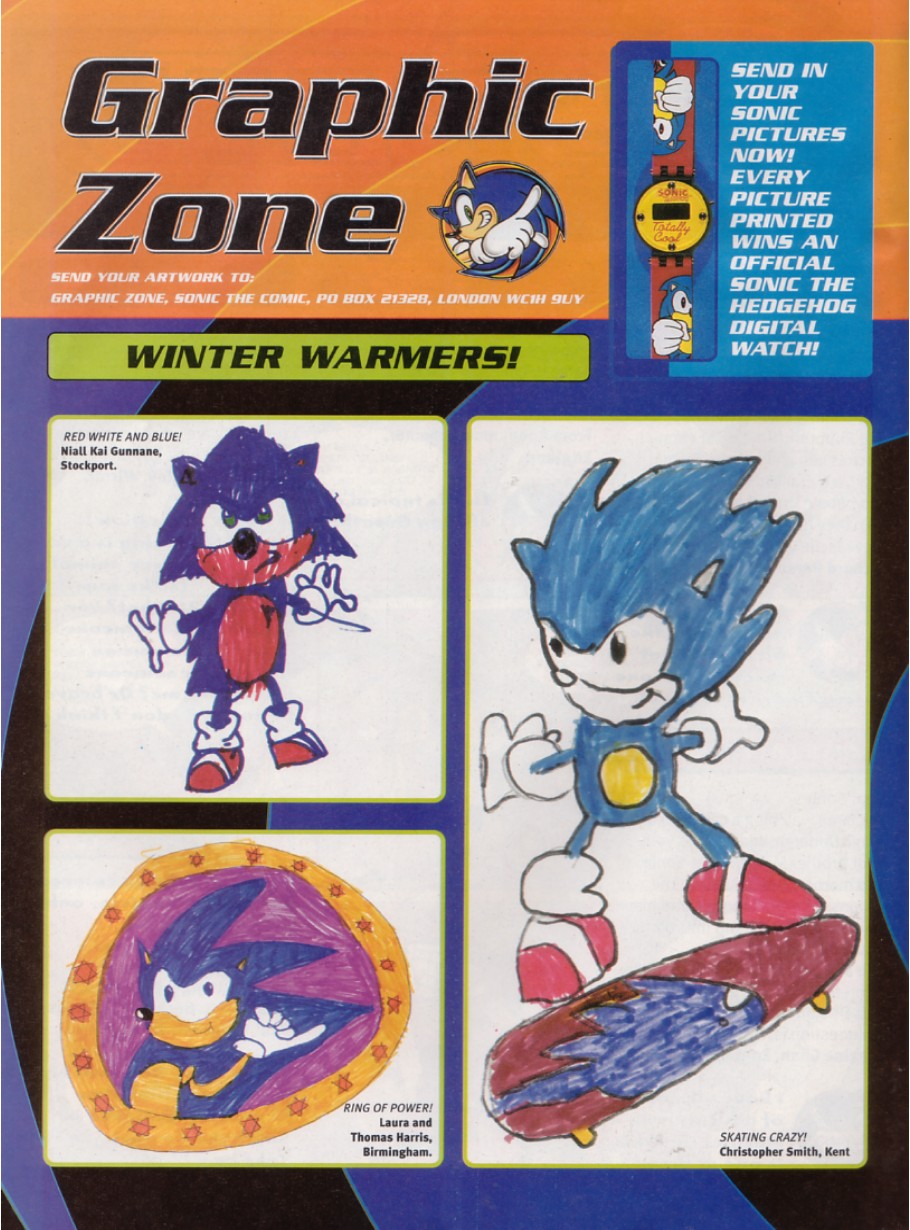 Read online Sonic the Comic comic -  Issue #200 - 3