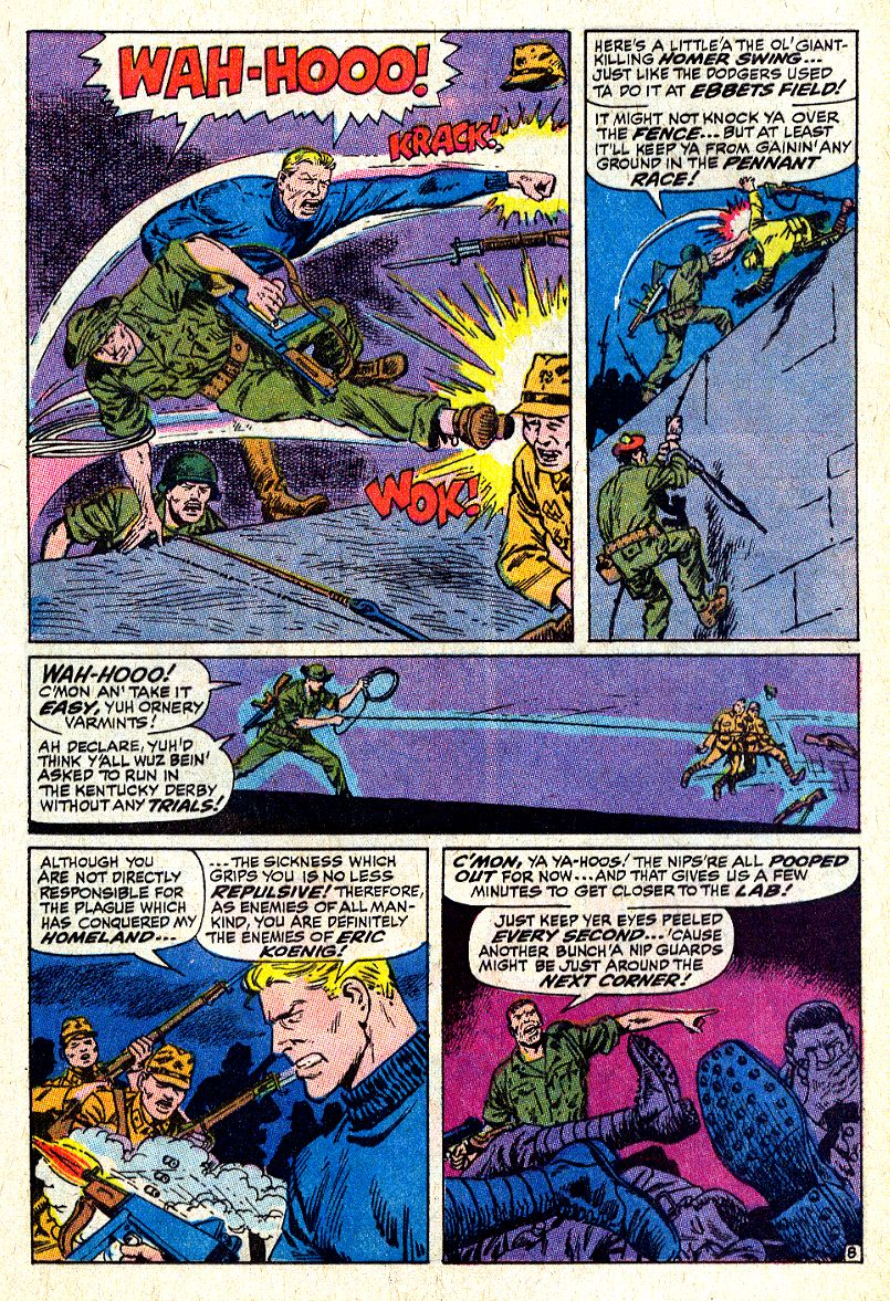 Read online Sgt. Fury comic -  Issue #64 - 13