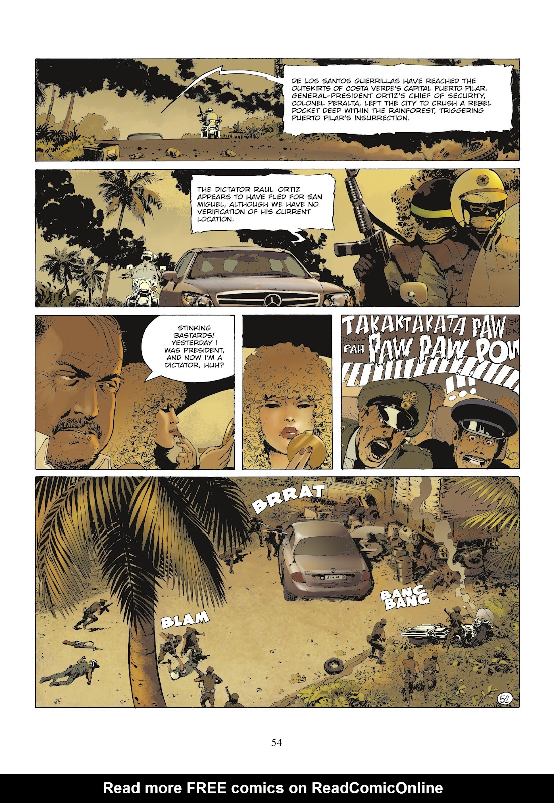 XIII Mystery issue 9 - Page 56