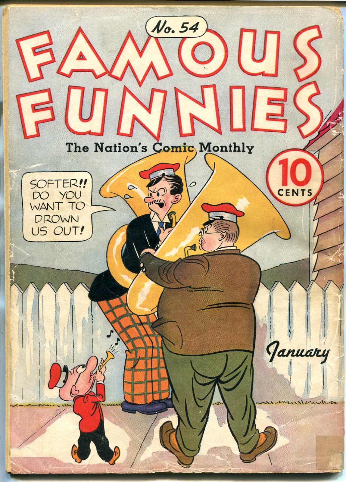 Read online Famous Funnies comic -  Issue #54 - 68