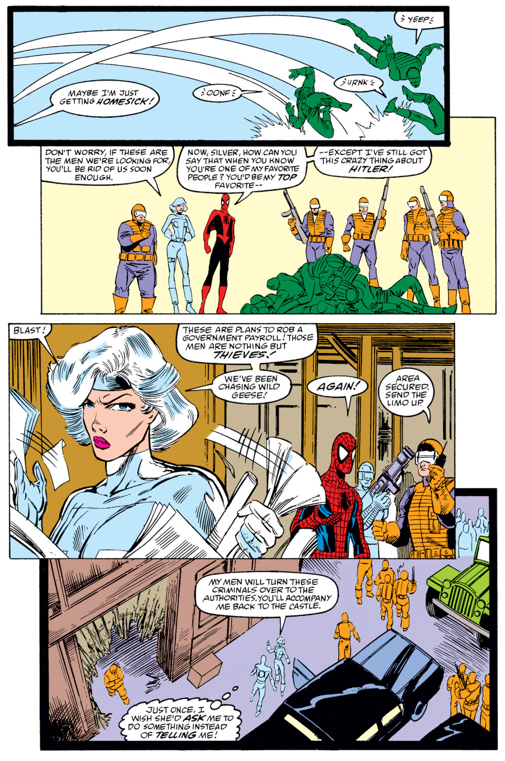 The Amazing Spider-Man (1963) 322 Page 3