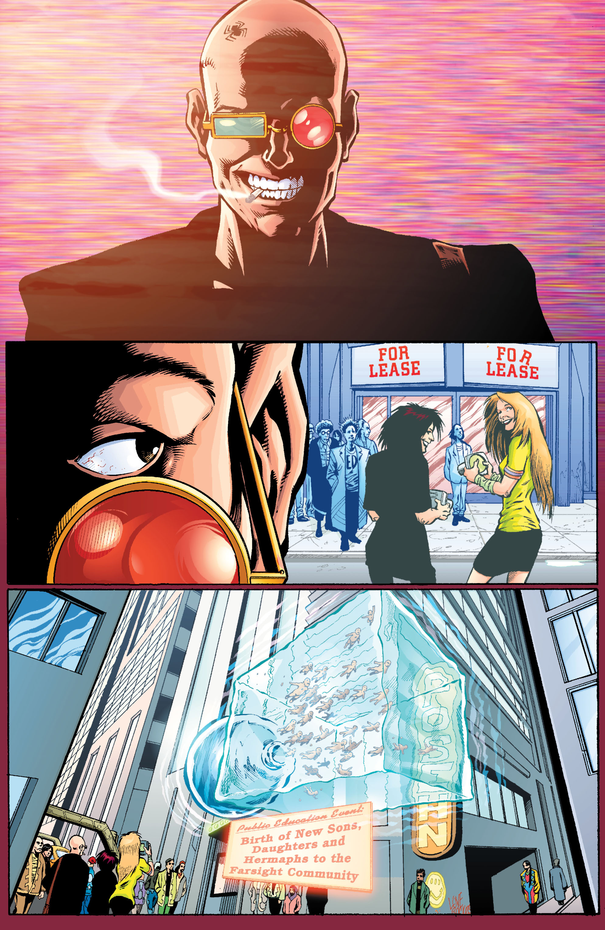 Read online Transmetropolitan comic -  Issue #22 - 12