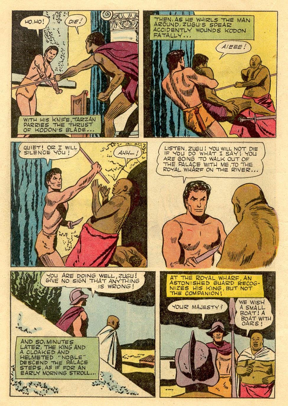 Tarzan (1948) issue 62 - Page 17