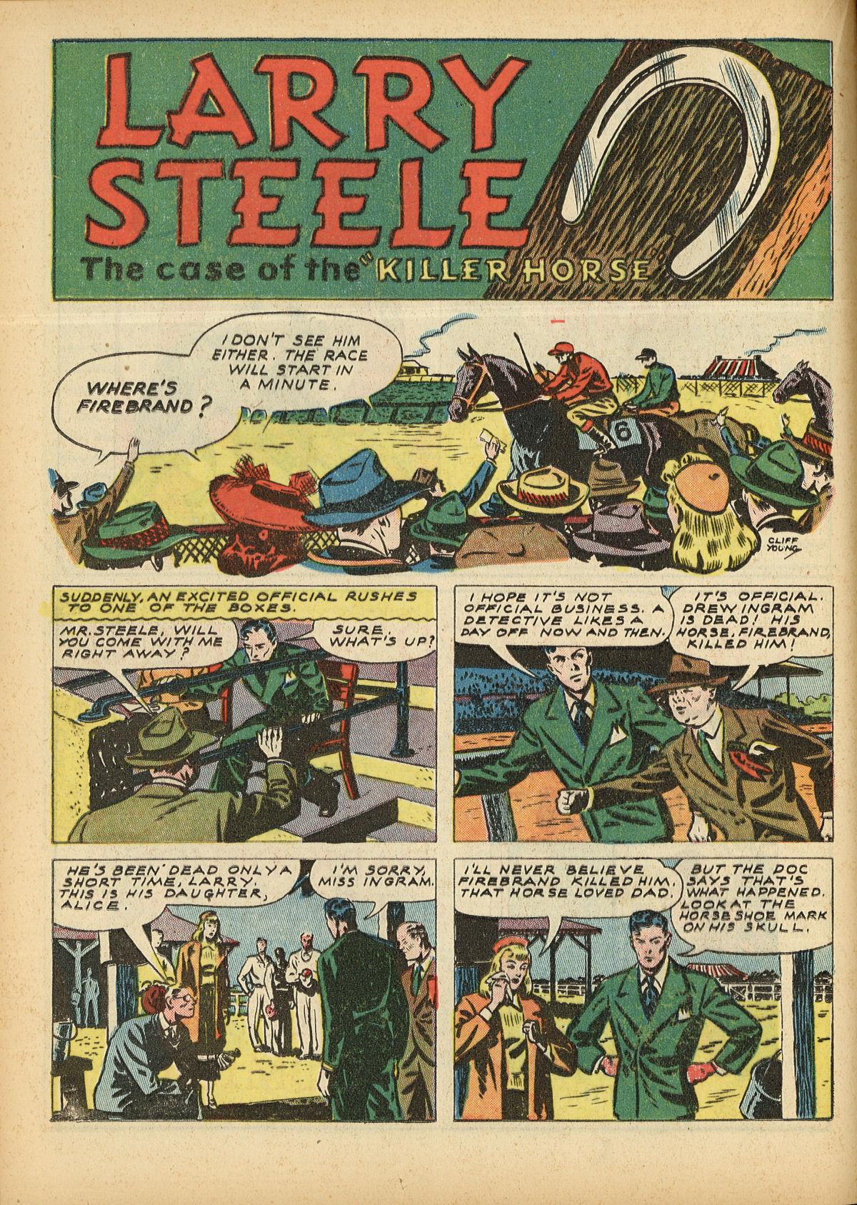 Read online Detective Comics (1937) comic -  Issue #55 - 30