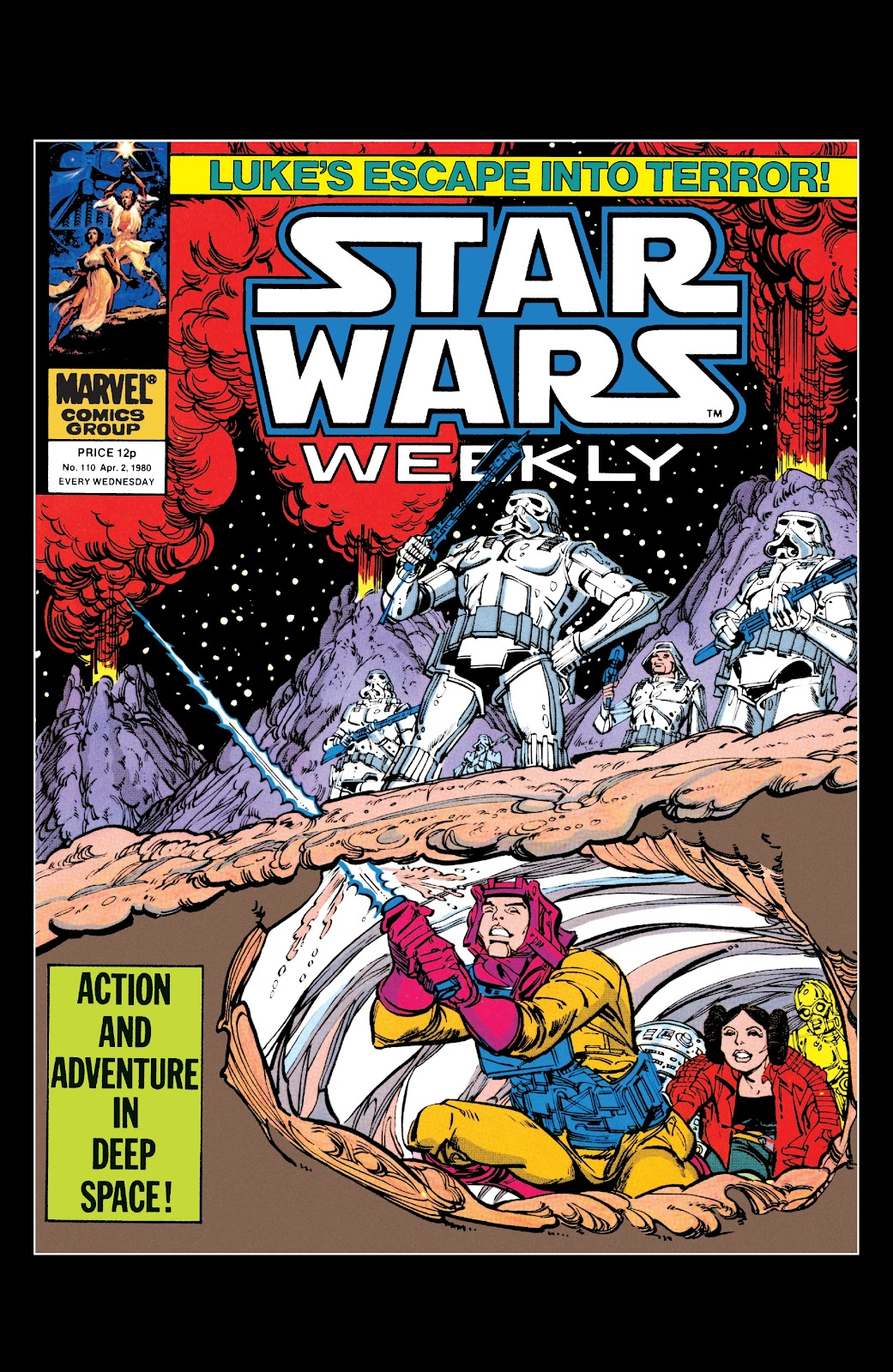 Read online Star Wars Legends: The Original Marvel Years - Epic Collection comic -  Issue # TPB 2 (Part 4) - 99