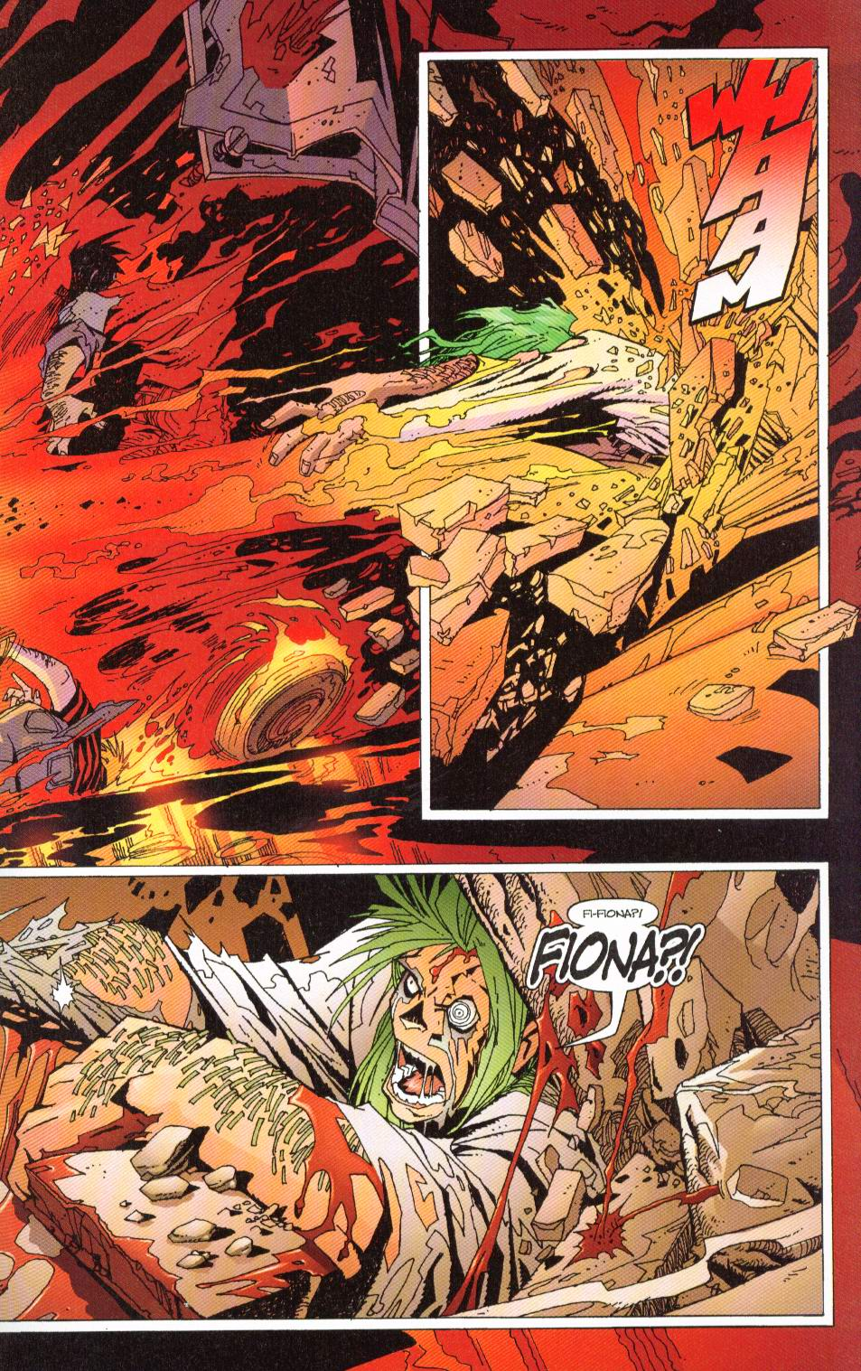 Wildcats (1999) Issue #7 #8 - English 15