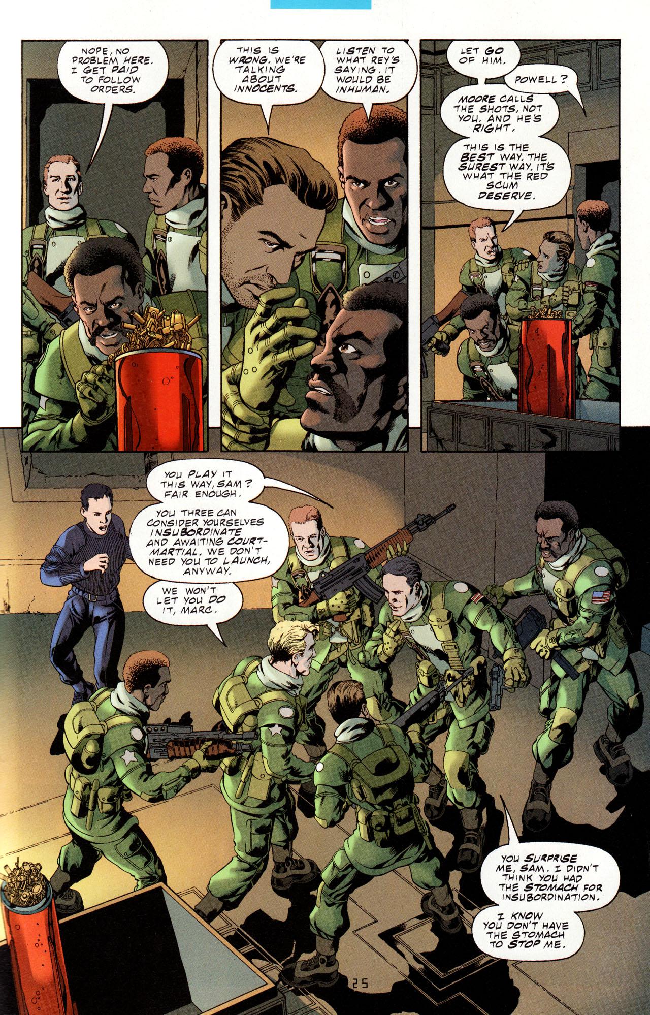 Read online Tangent Comics/ Metal Men comic -  Issue # Full - 24