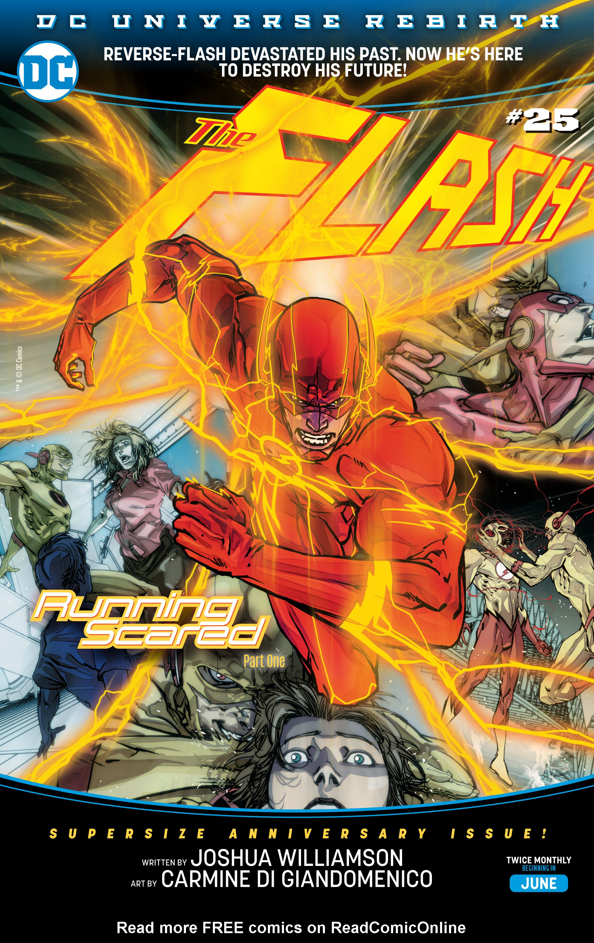Read online The Flash (2016) comic -  Issue #22 - 3