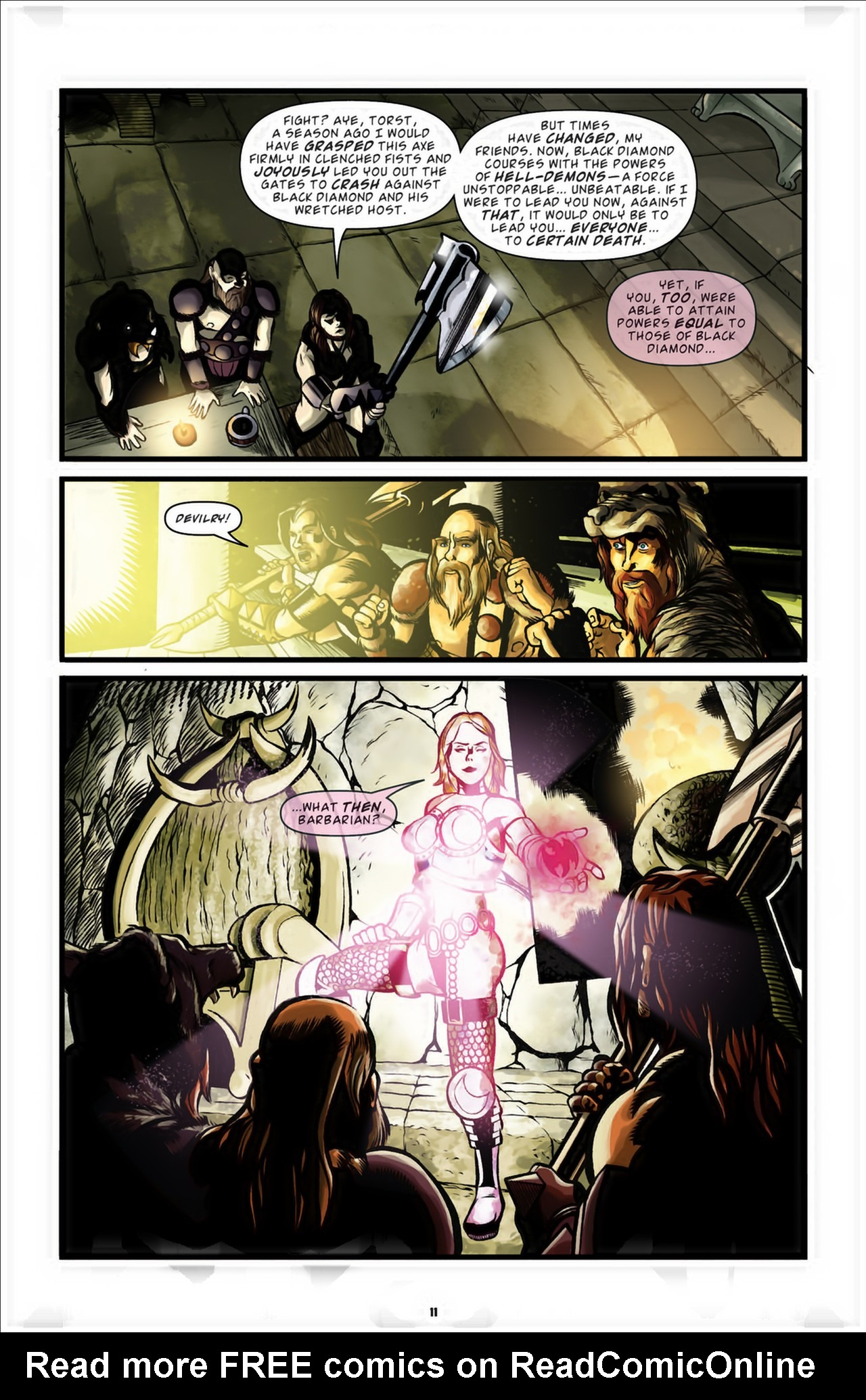 Read online KISS (2012) comic -  Issue #3 - 14
