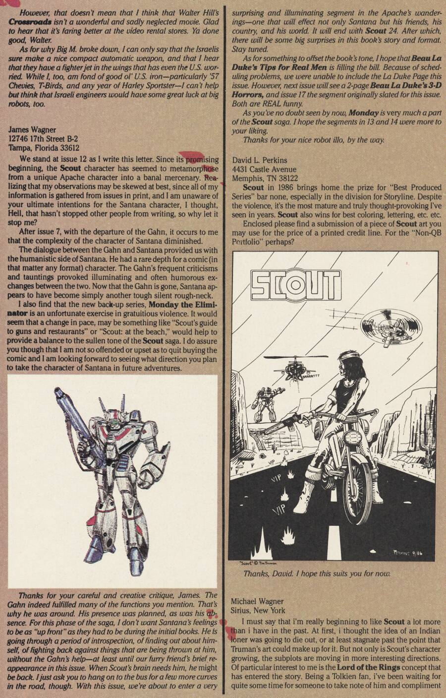 Read online Scout comic -  Issue #15 - 30